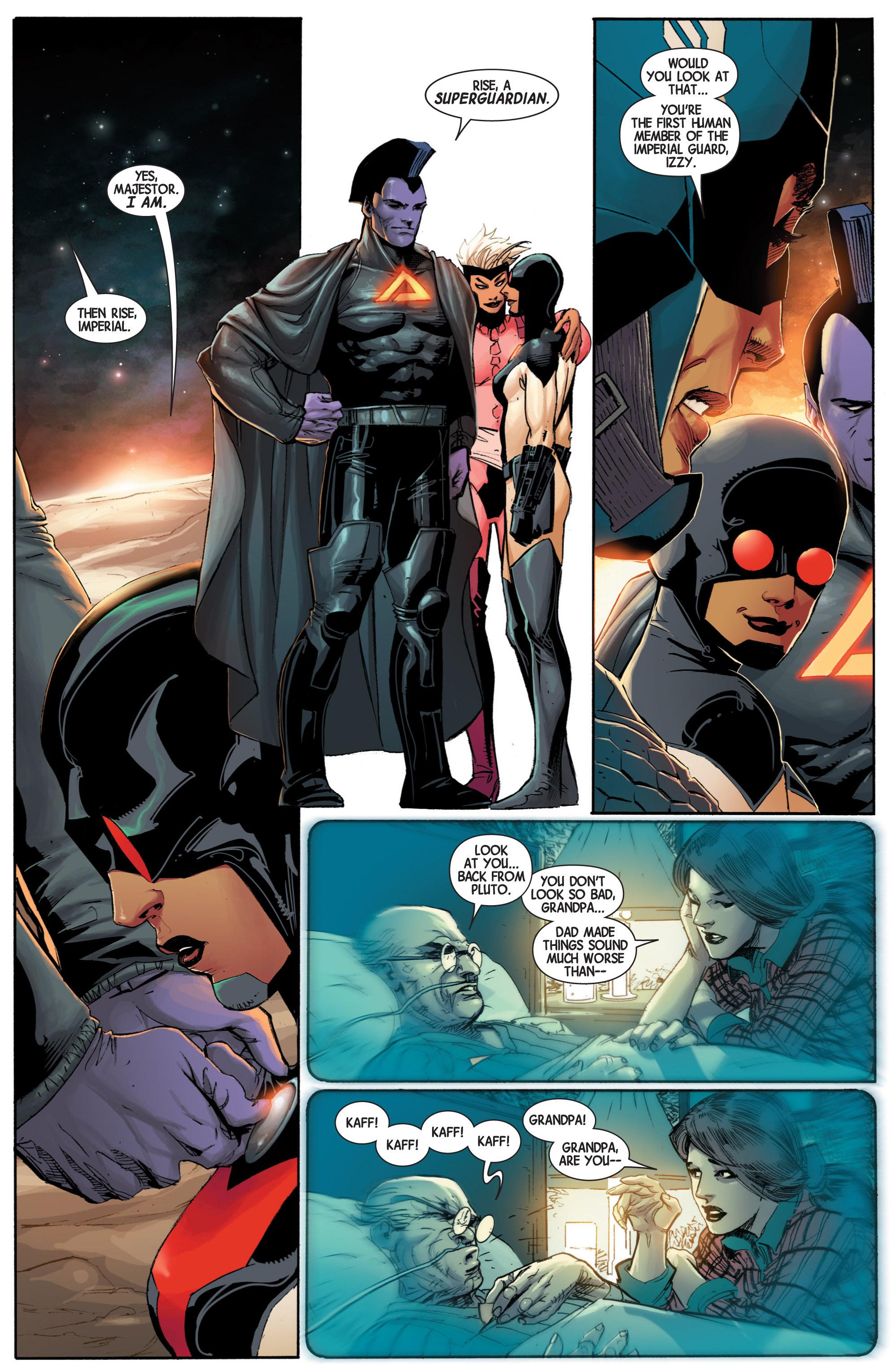 Read online Avengers (2013) comic -  Issue #Avengers (2013) _TPB 1 - 123