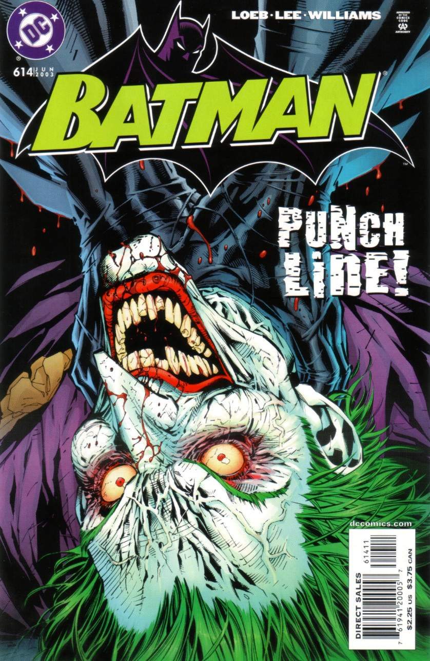 Read online Batman: Hush comic -  Issue #7 - 1