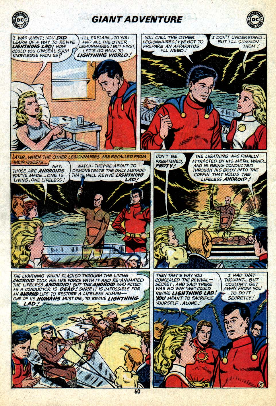 Read online Adventure Comics (1938) comic -  Issue #403 - 63