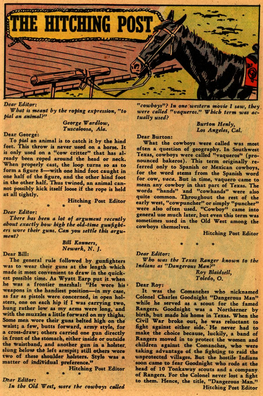 Read online All-Star Western (1951) comic -  Issue #102 - 22