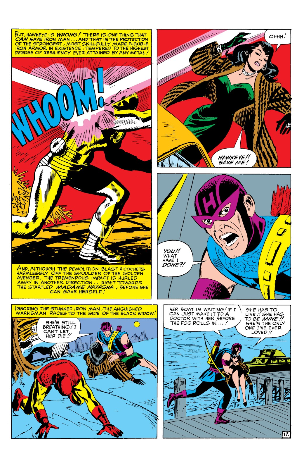 Read online Marvel Masterworks: The Invincible Iron Man comic -  Issue # TPB 2 (Part 2) - 18