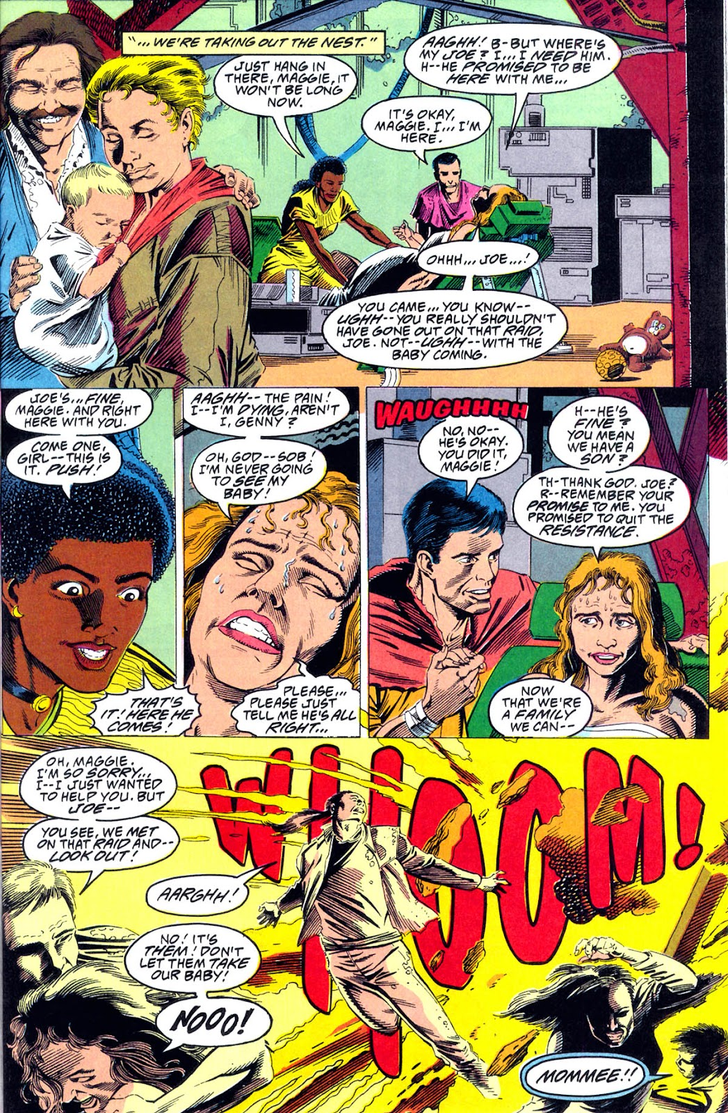 Read online Team Titans comic -  Issue #1b - 4