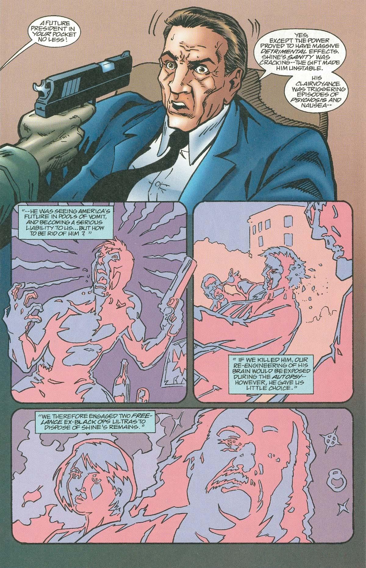 Read online UltraForce (1995) comic -  Issue #7 - 28