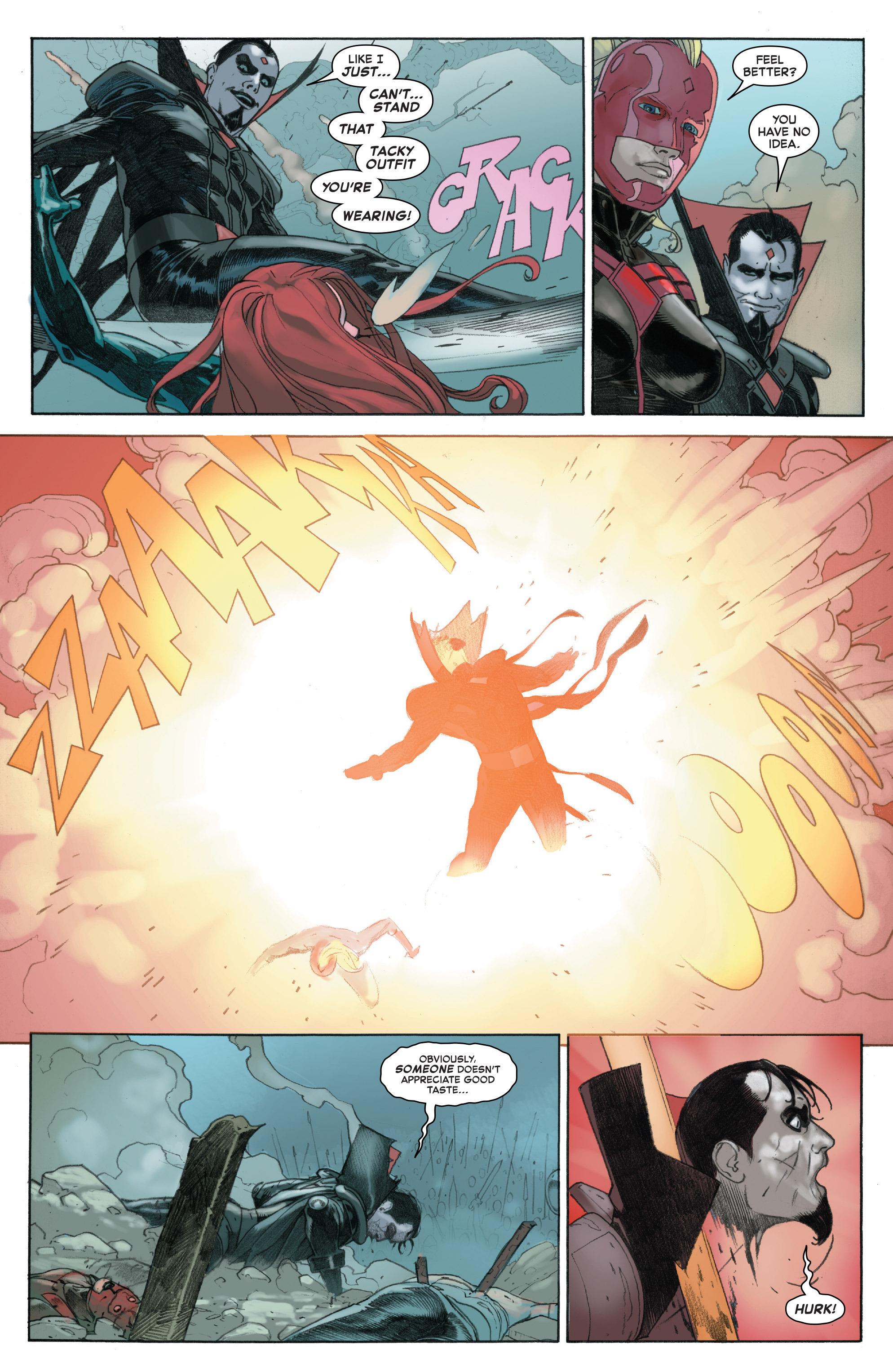 Read online Secret Wars comic -  Issue #7 - 9