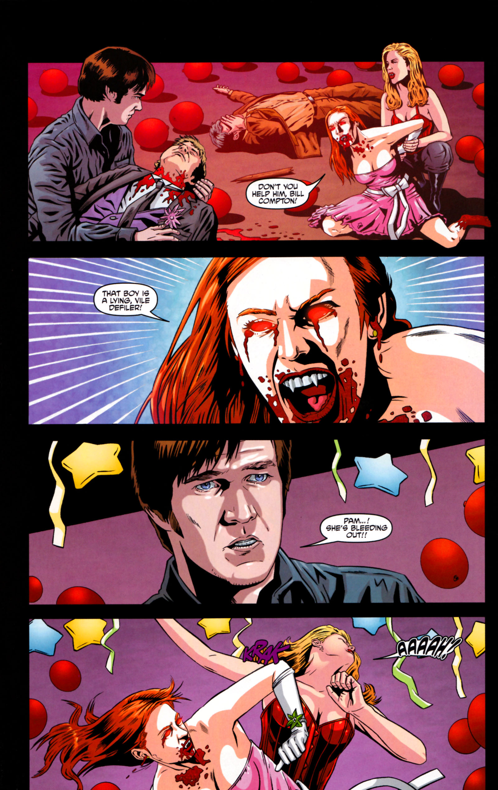 Read online True Blood: Tainted Love comic -  Issue #5 - 12