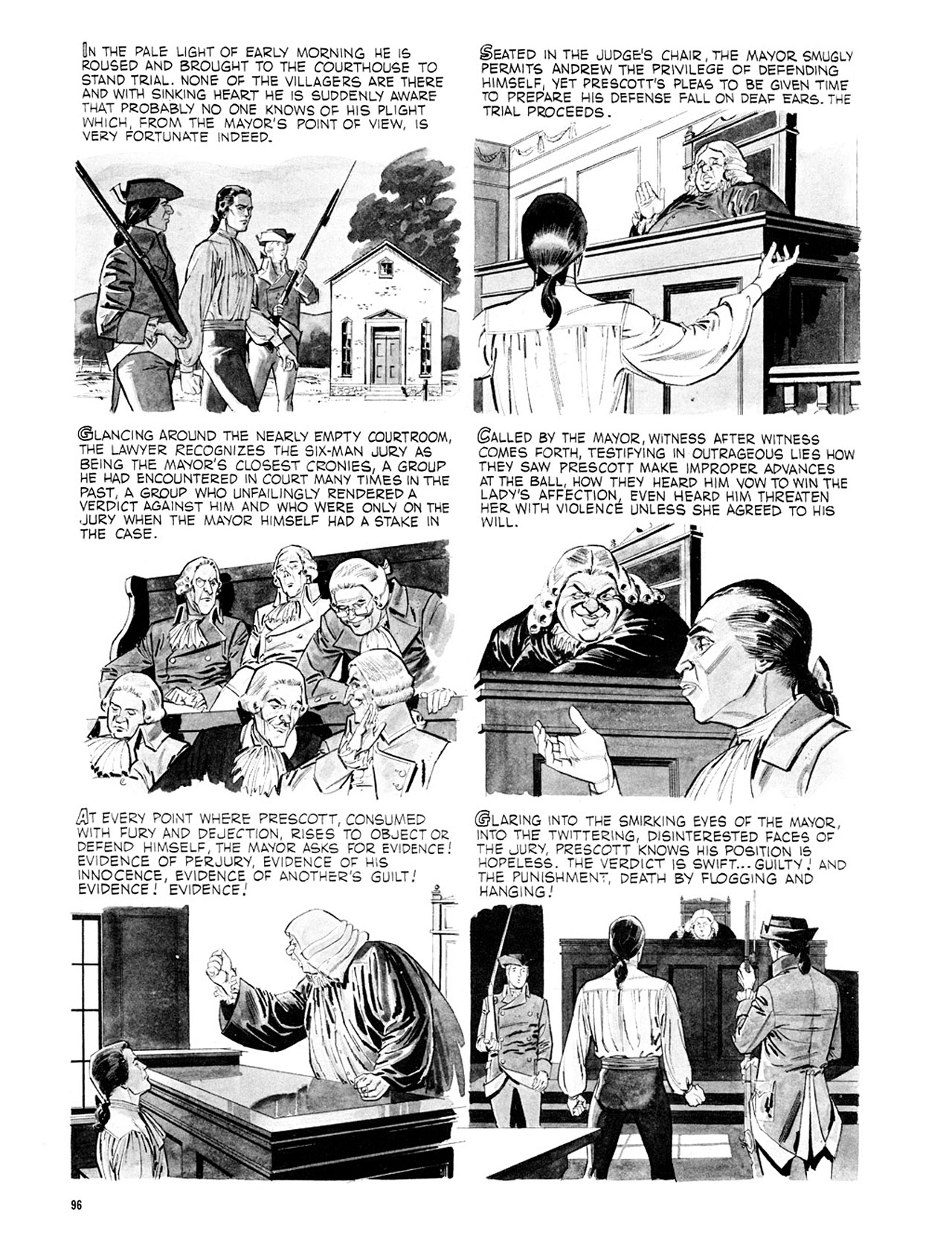 Read online Eerie Archives comic -  Issue # TPB 2 - 97