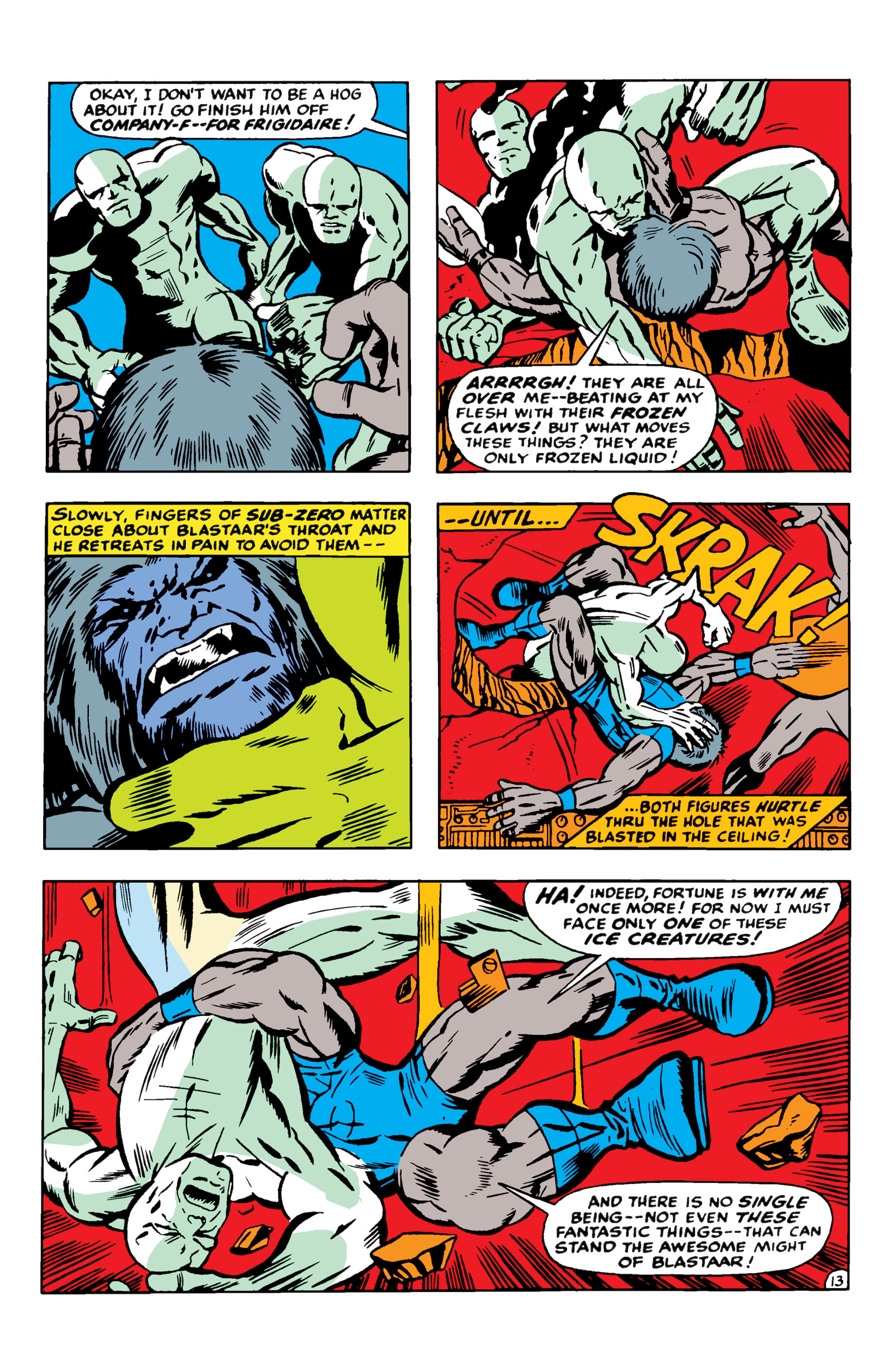 Uncanny X-Men (1963) 53 Page 13