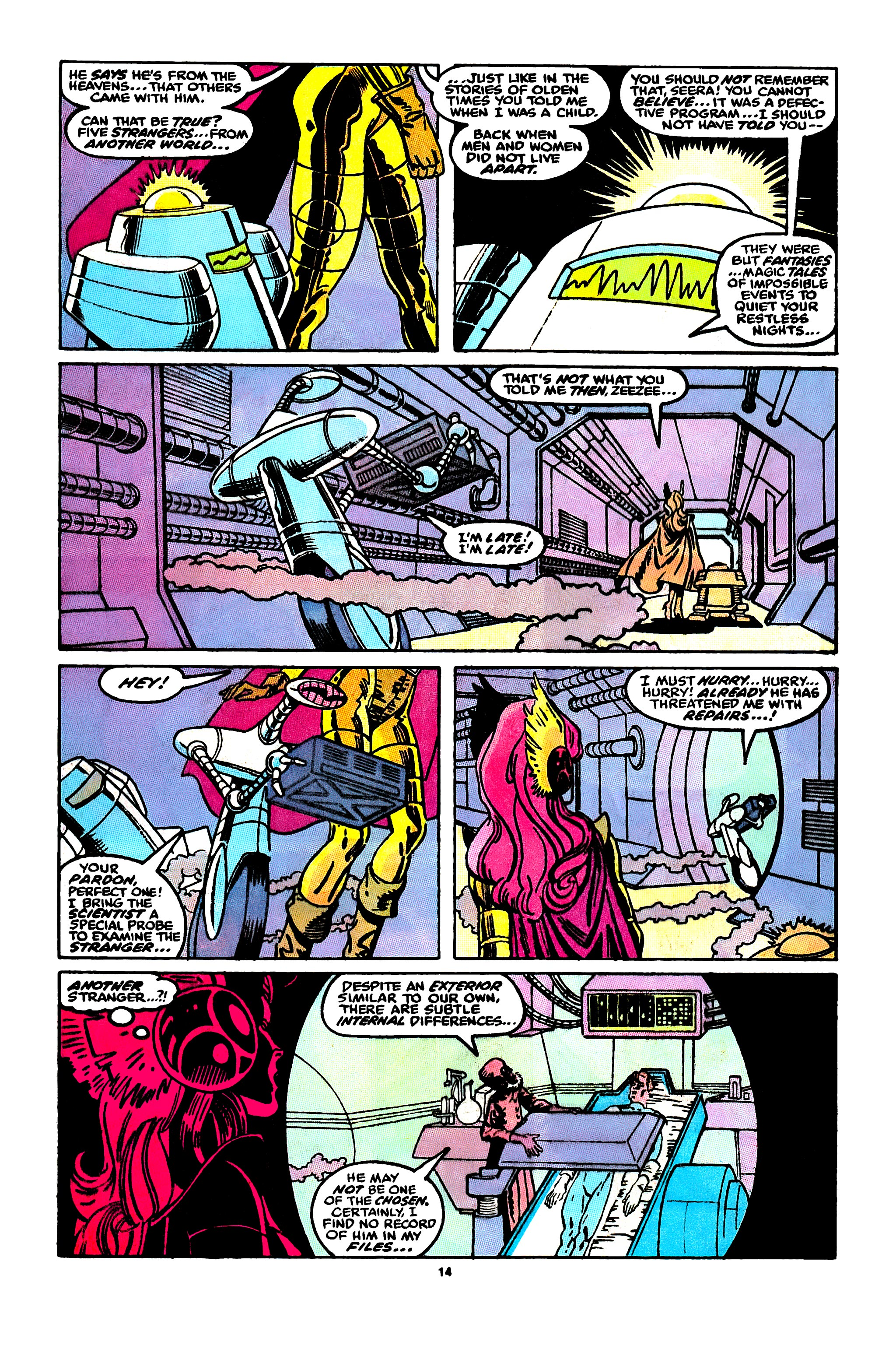 Read online X-Factor (1986) comic -  Issue #44 - 11