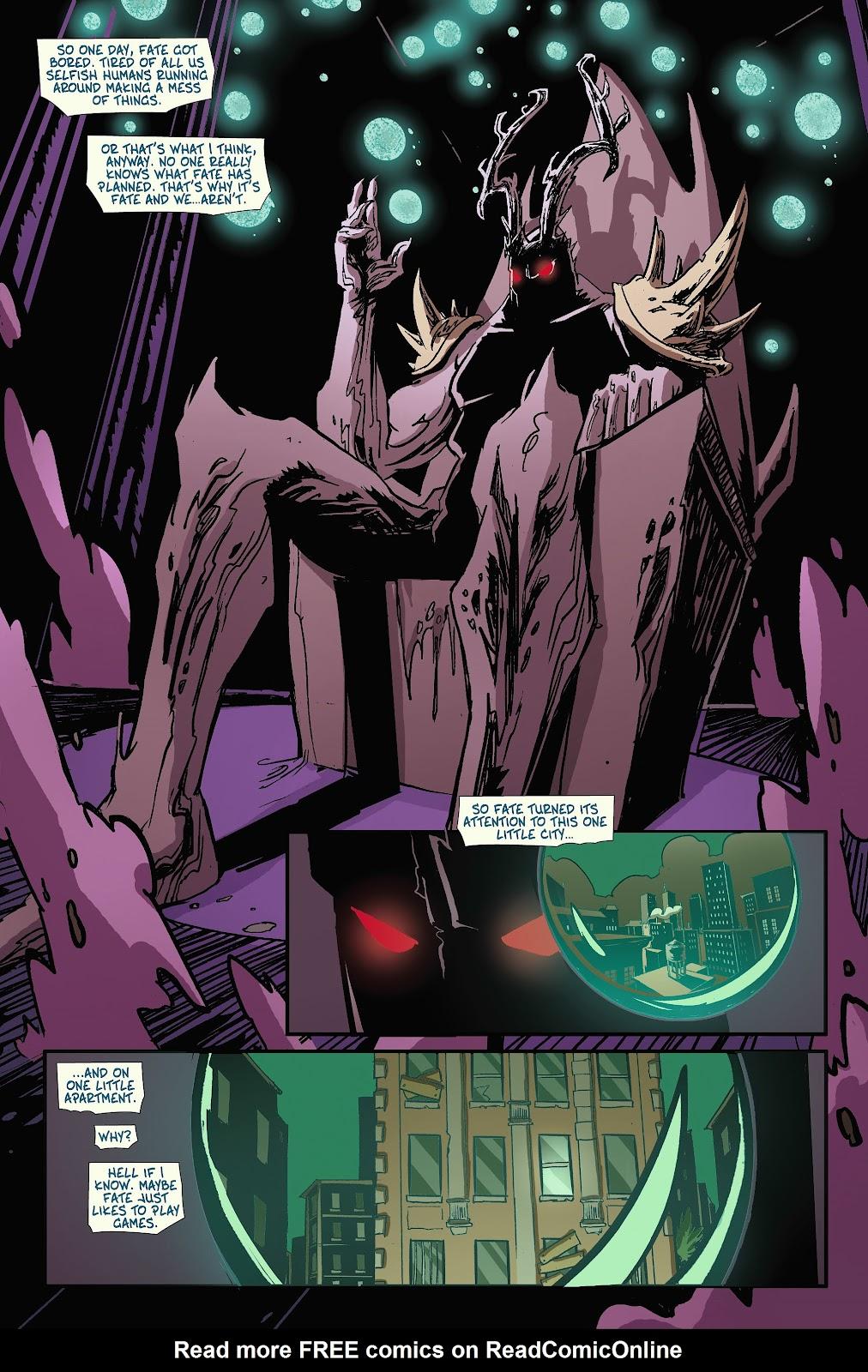Read online September Mourning Volume 1 comic -  Issue #1 - 9