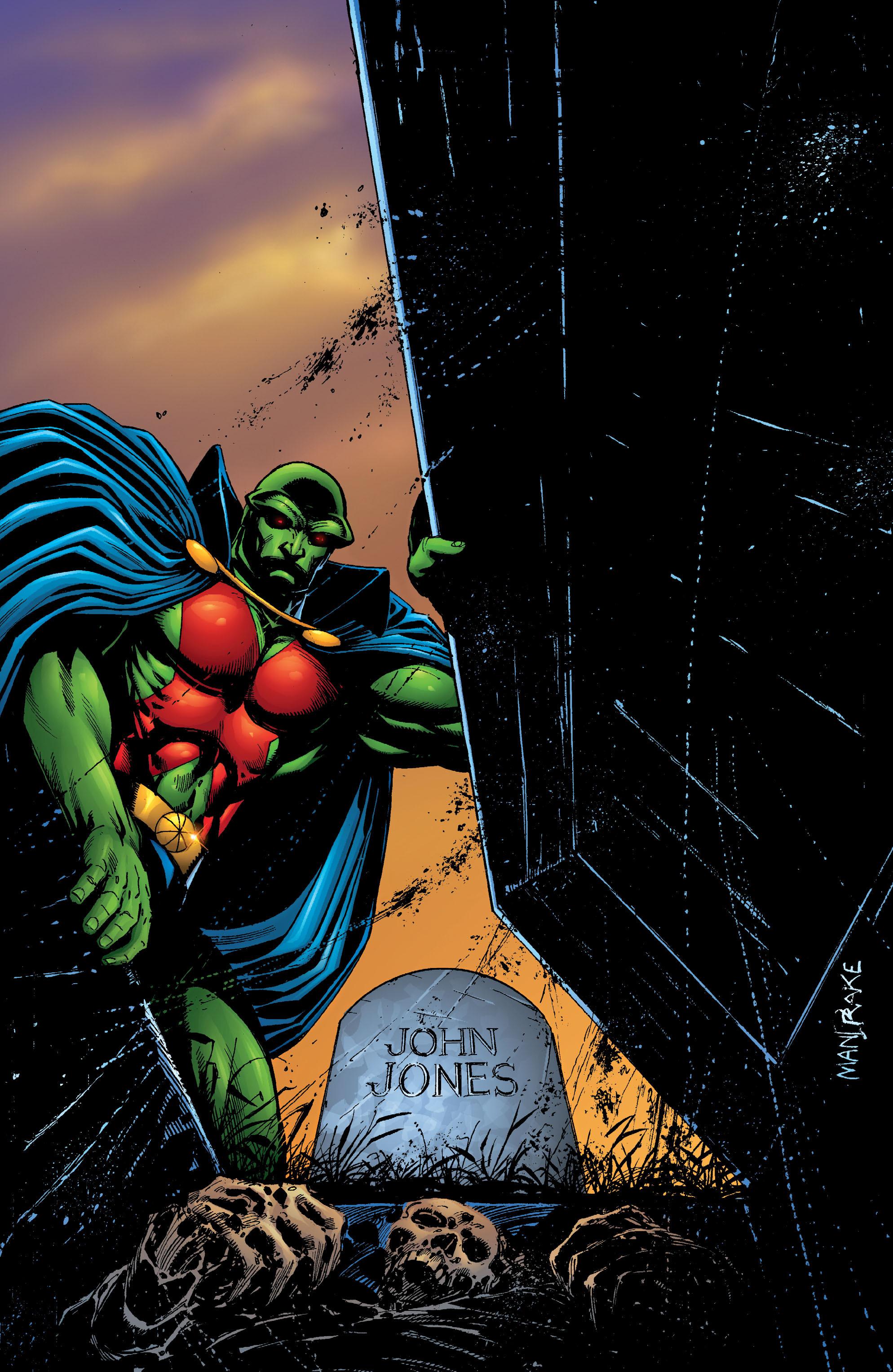 Read online Martian Manhunter: Son of Mars comic -  Issue # TPB - 121