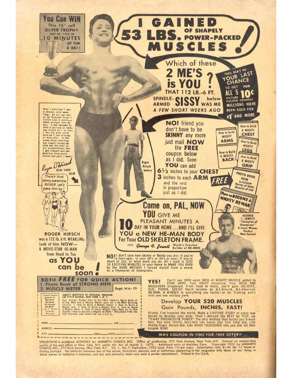 Spellbound (1952) issue 7 - Page 2