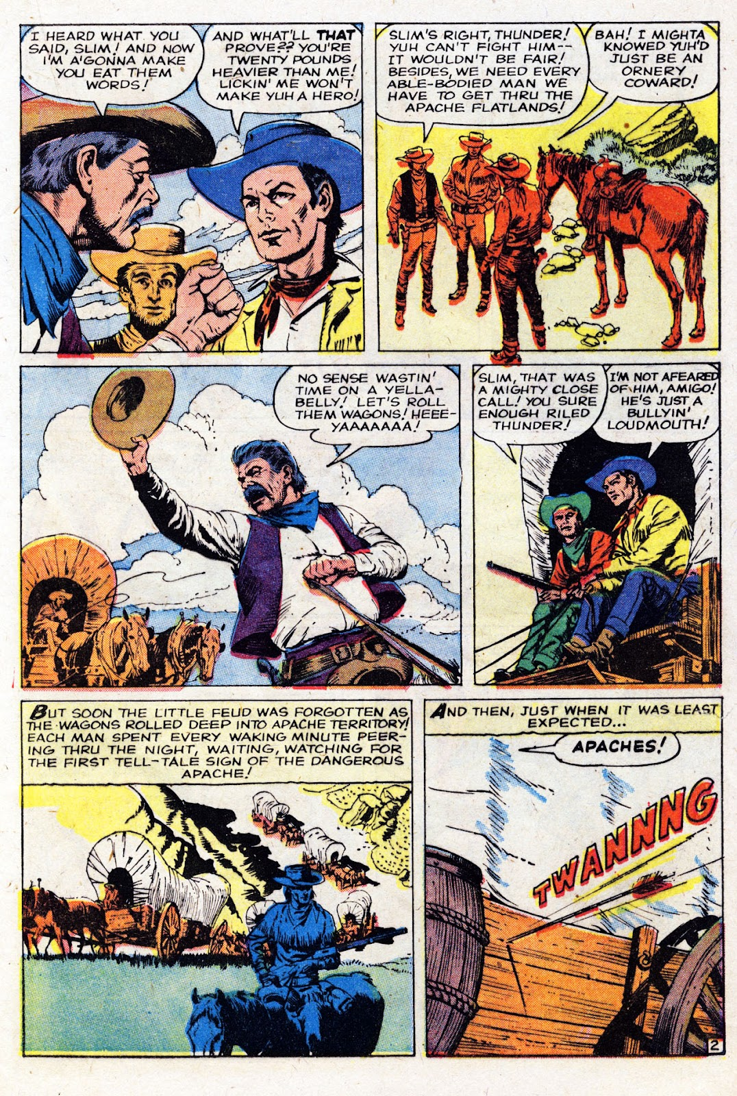 Gunsmoke Western issue 61 - Page 21