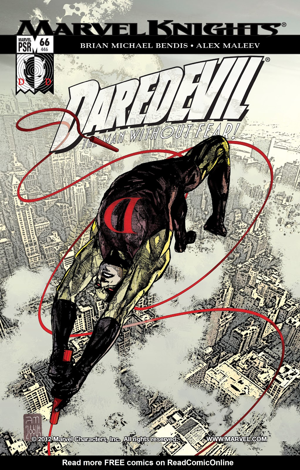 Read online Daredevil (1998) comic -  Issue # _Ultimate_Collection TPB 3 (Part 1) - 3