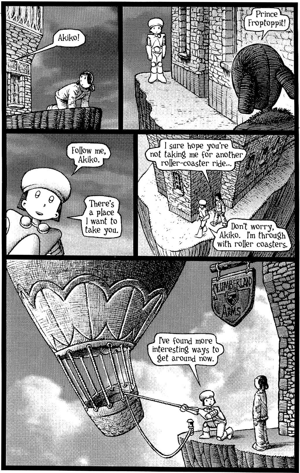 Read online Akiko comic -  Issue #Akiko _TPB 3 - 25