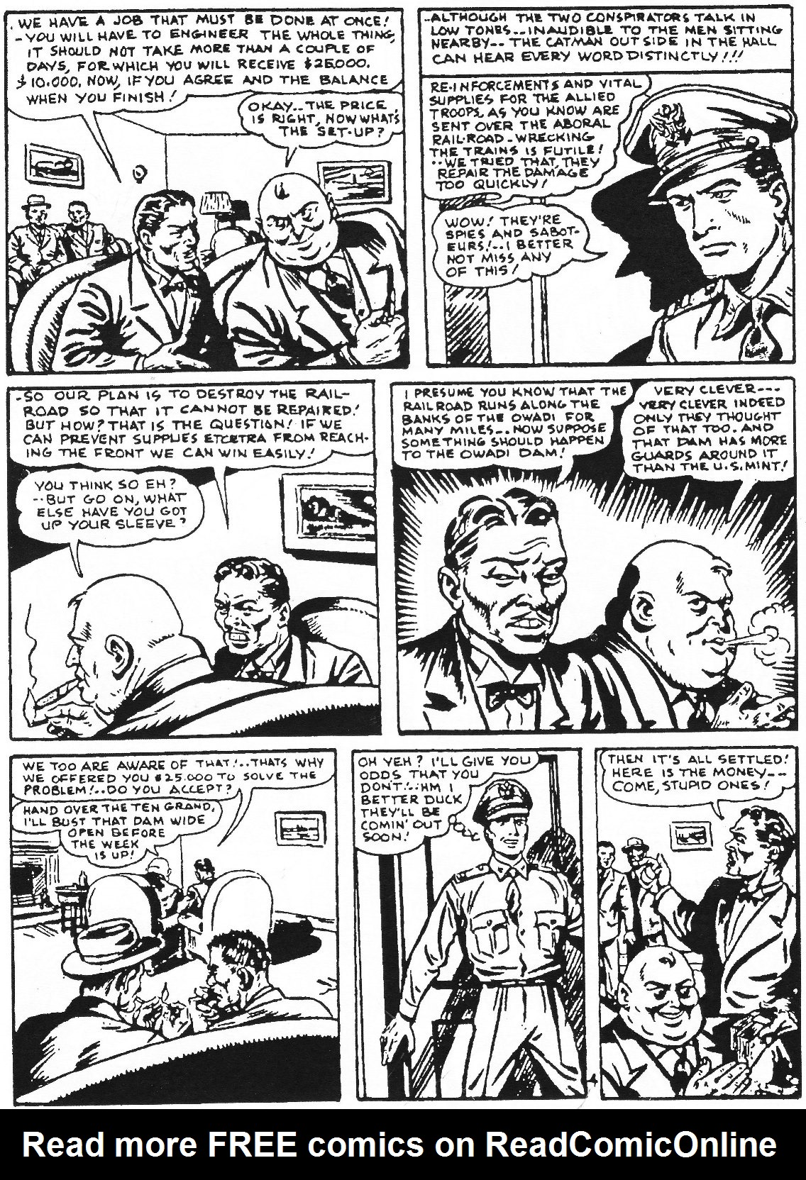 Read online Men of Mystery Comics comic -  Issue #65 - 60