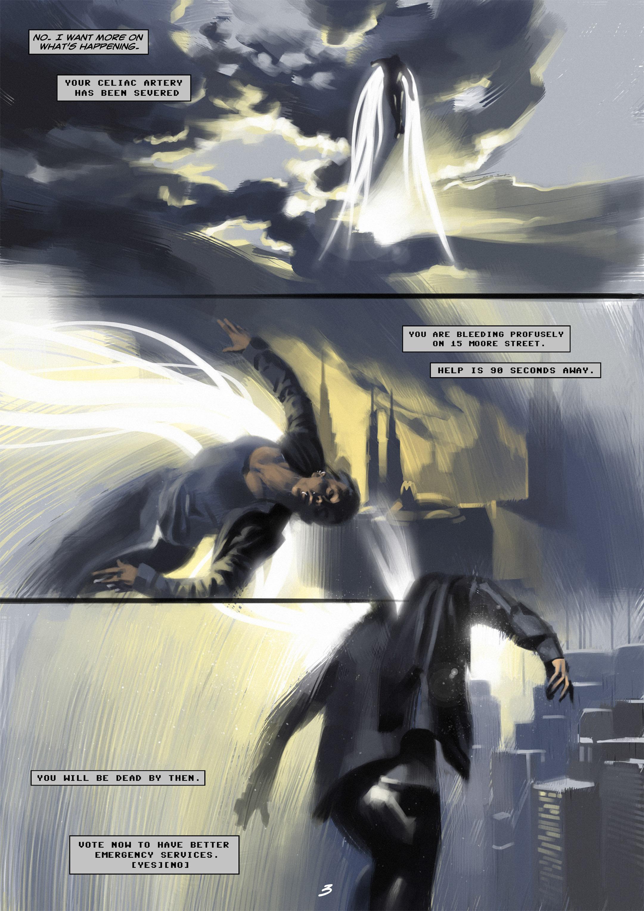 Read online Wynter comic -  Issue #2 - 4
