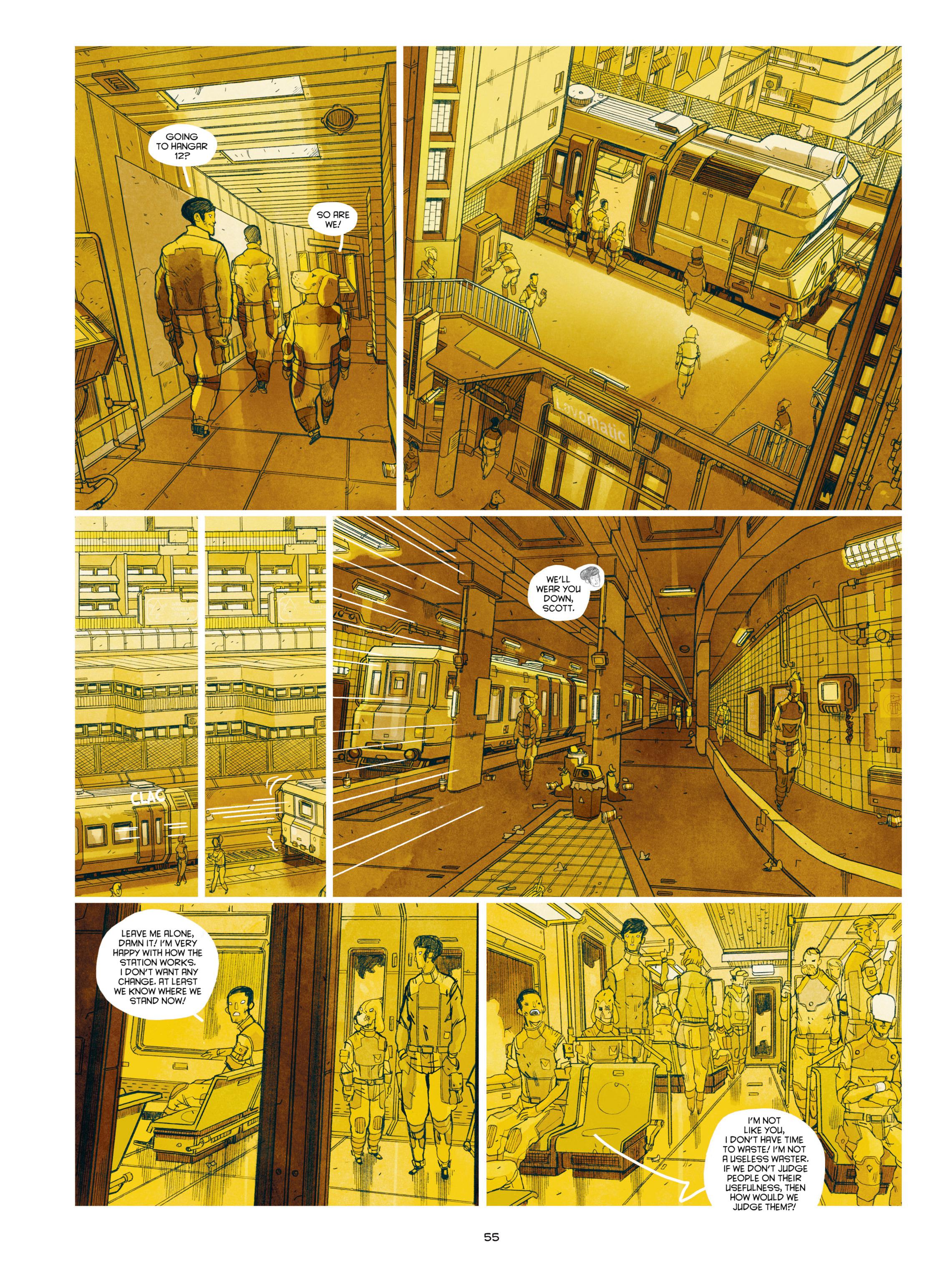 Read online Shangri-La comic -  Issue # Full - 56