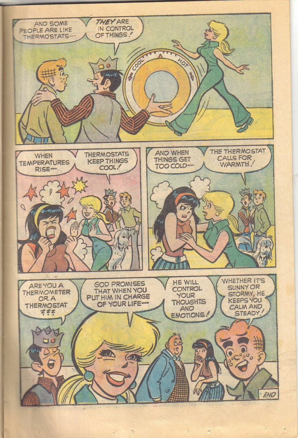 Archie's Love Scene issue Full - Page 15