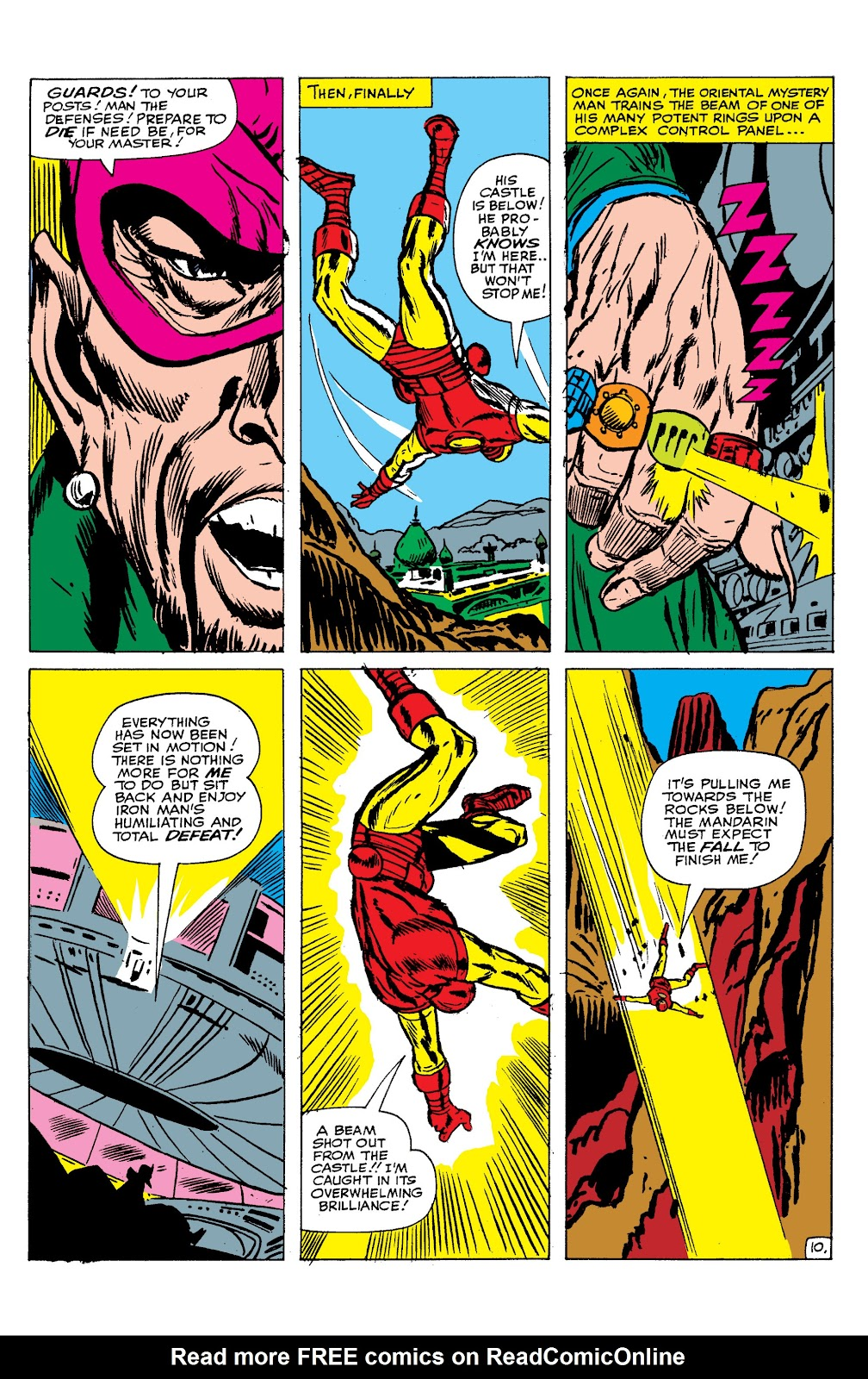 Read online Marvel Masterworks: The Invincible Iron Man comic -  Issue # TPB 2 (Part 2) - 81