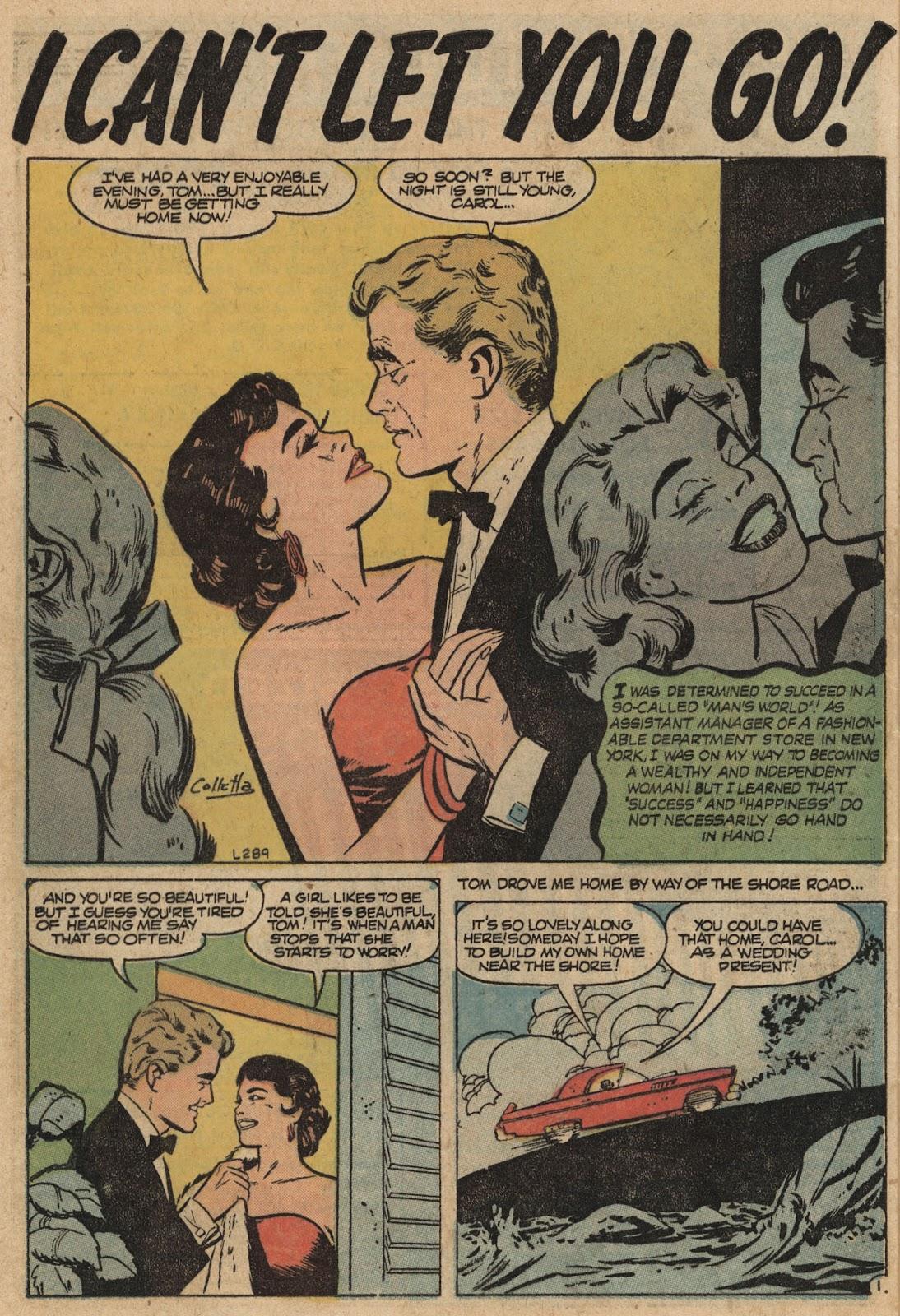 Love Romances (1949) issue 66 - Page 28