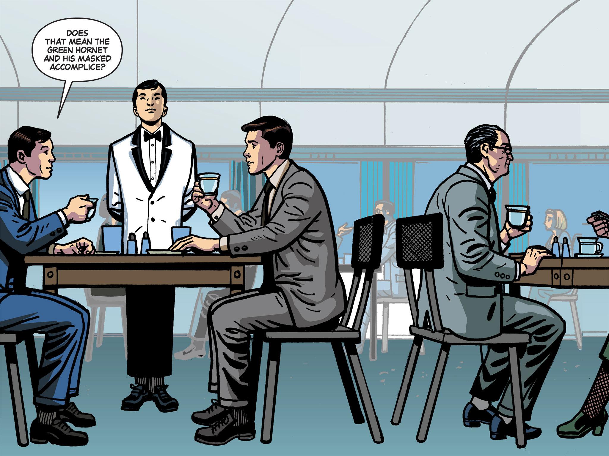 Read online Batman '66 Meets the Green Hornet [II] comic -  Issue #1 - 53