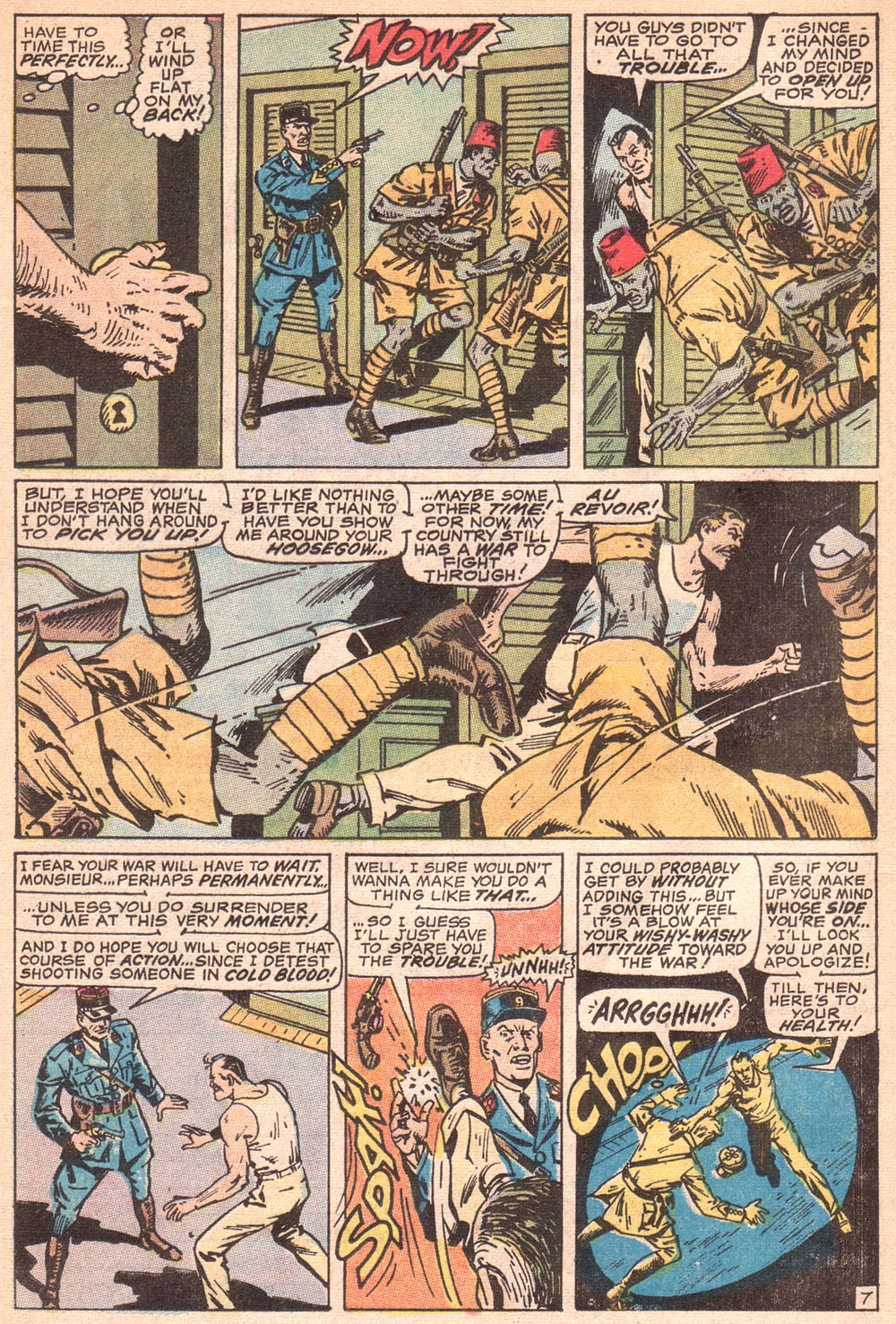 Read online Sgt. Fury comic -  Issue #72 - 12
