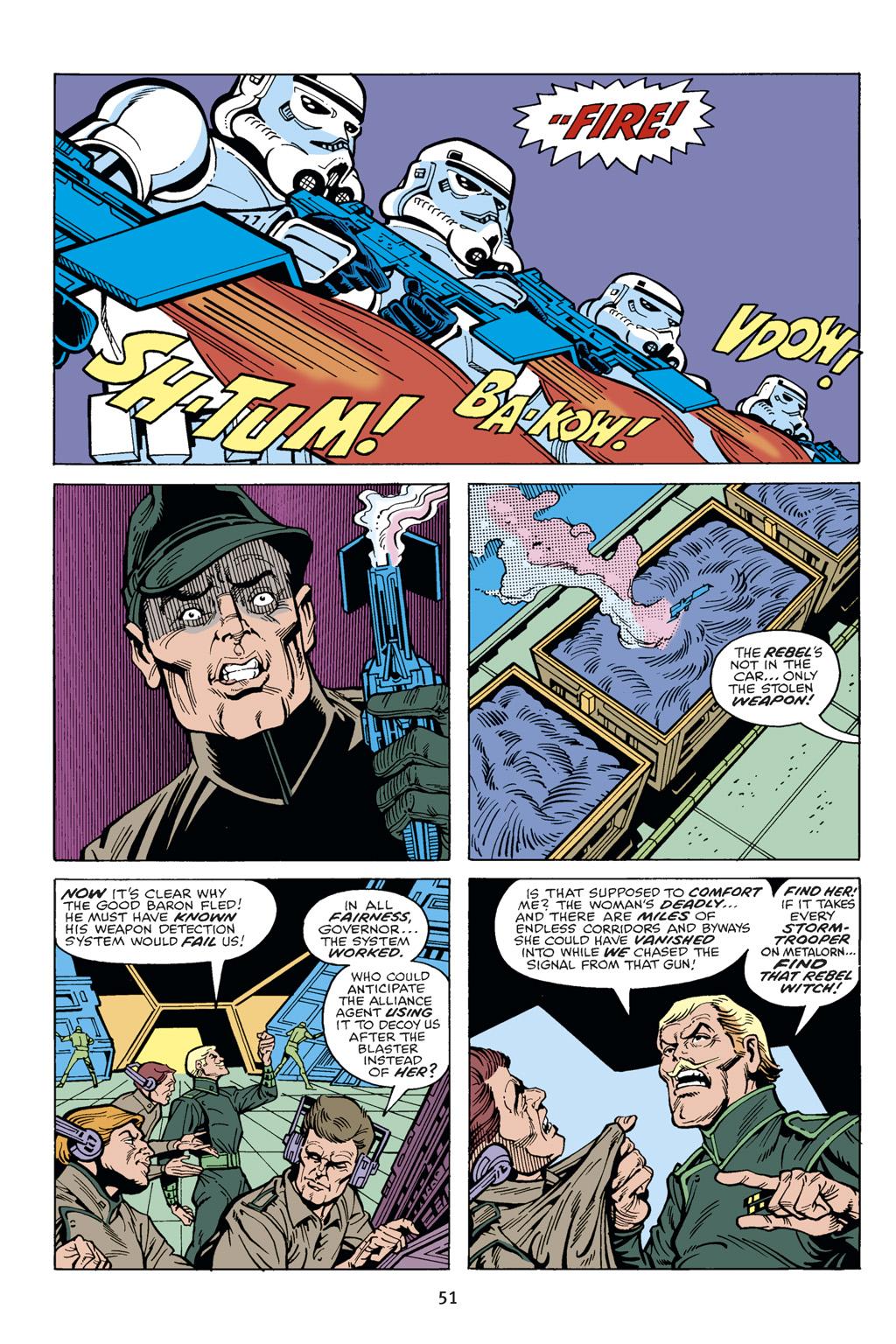 Read online Star Wars Omnibus comic -  Issue # Vol. 14 - 51