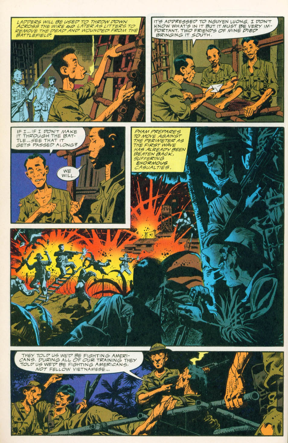 The Nam #84 #84 - English 10