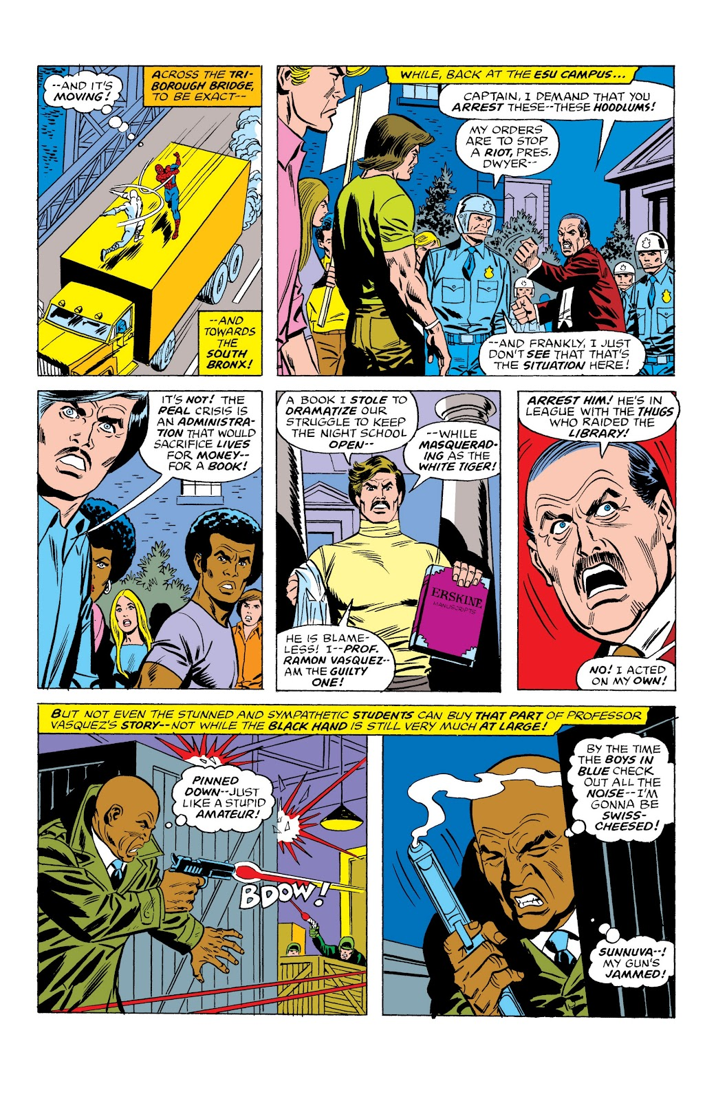 Read online Marvel Masterworks: The Spectacular Spider-Man comic -  Issue # TPB (Part 2) - 67