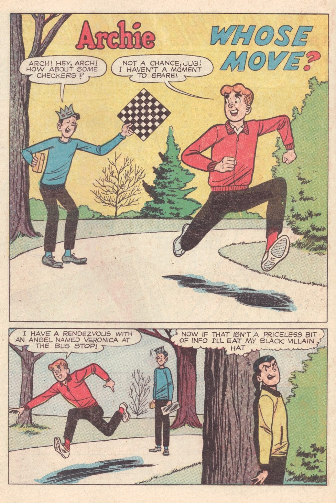 Read online Archie (1960) comic -  Issue #163 - 20