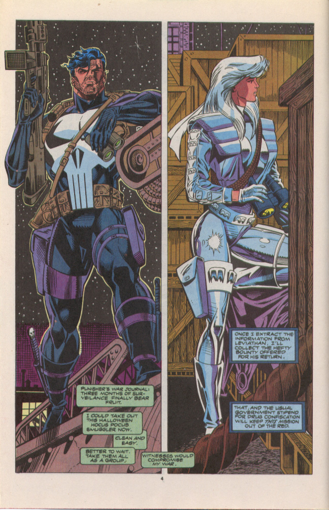 Read online Silver Sable and the Wild Pack comic -  Issue #10 - 5