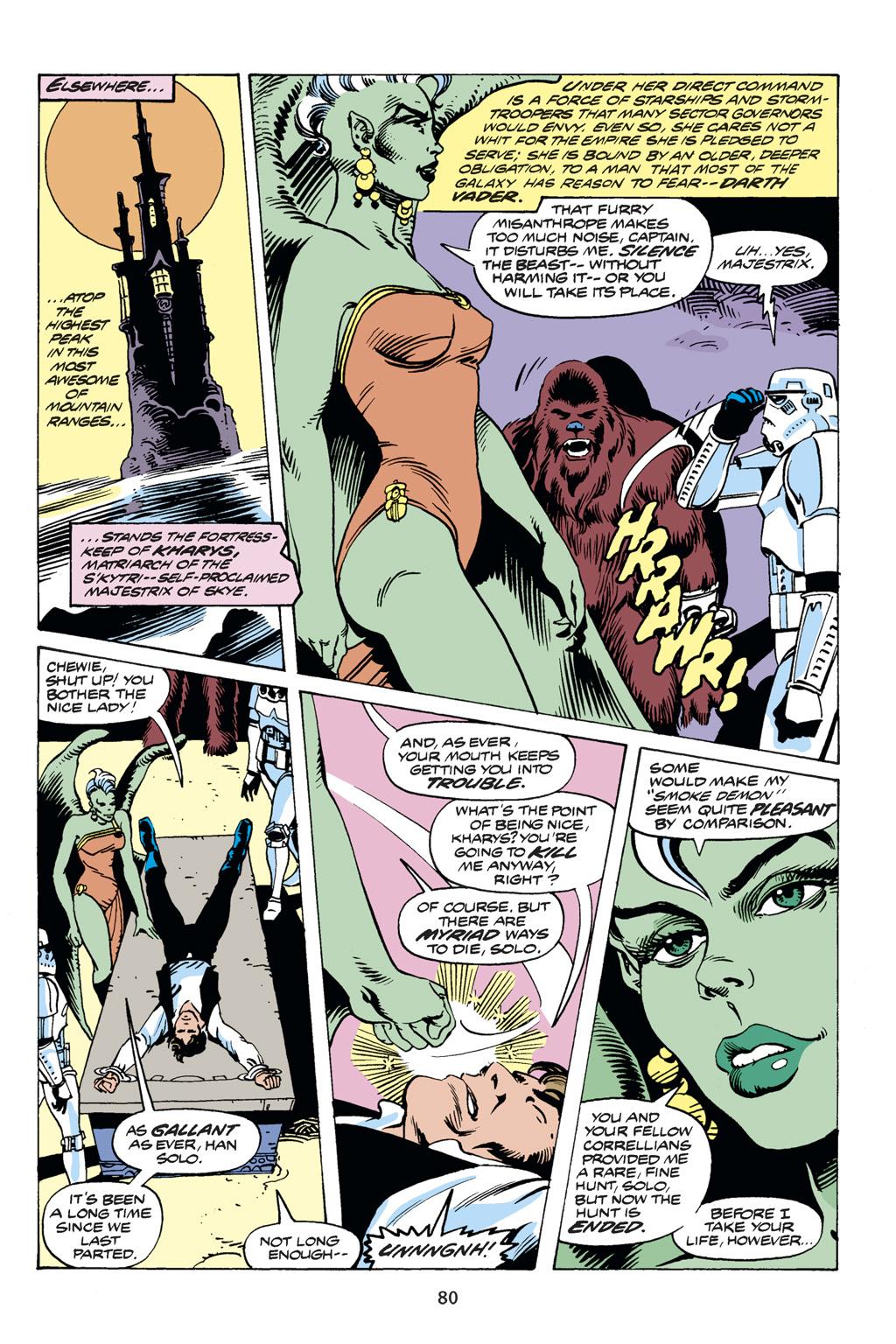 Read online Star Wars Omnibus comic -  Issue # Vol. 14 - 80
