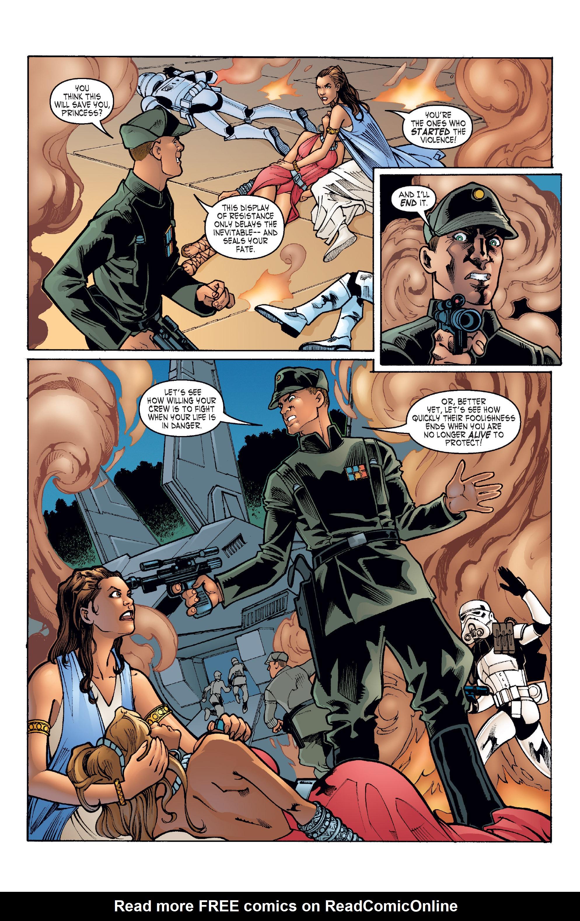 Read online Star Wars Omnibus comic -  Issue # Vol. 17 - 119