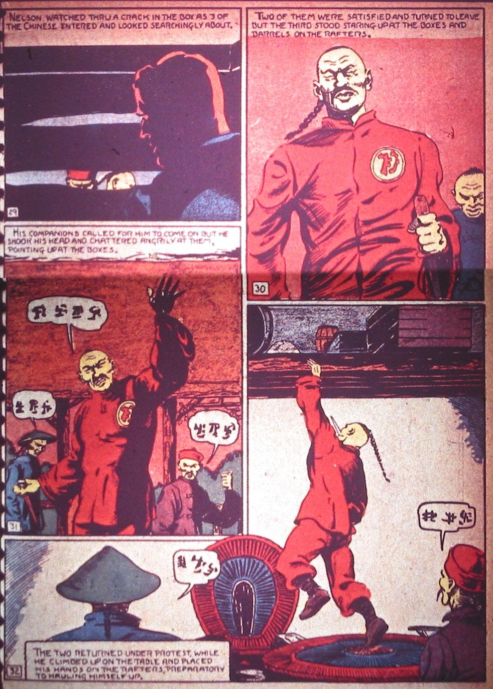 Read online Detective Comics (1937) comic -  Issue #3 - 27