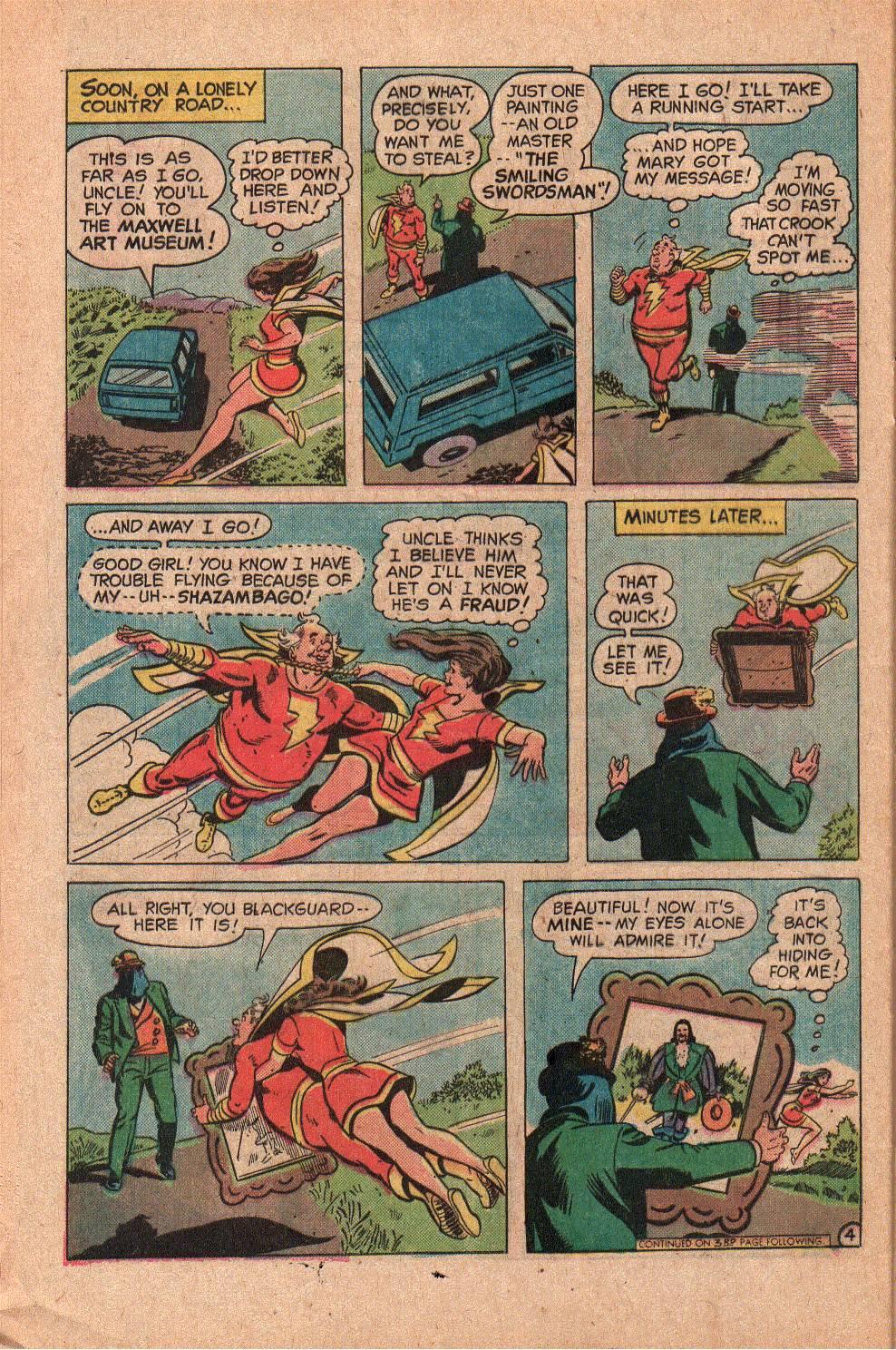 Read online Shazam! (1973) comic -  Issue #19 - 28