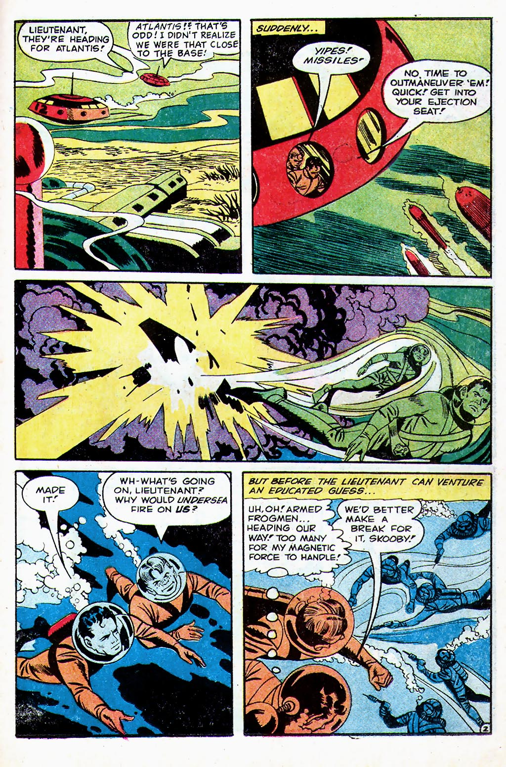 T.H.U.N.D.E.R. Agents (1965) issue 13 - Page 47