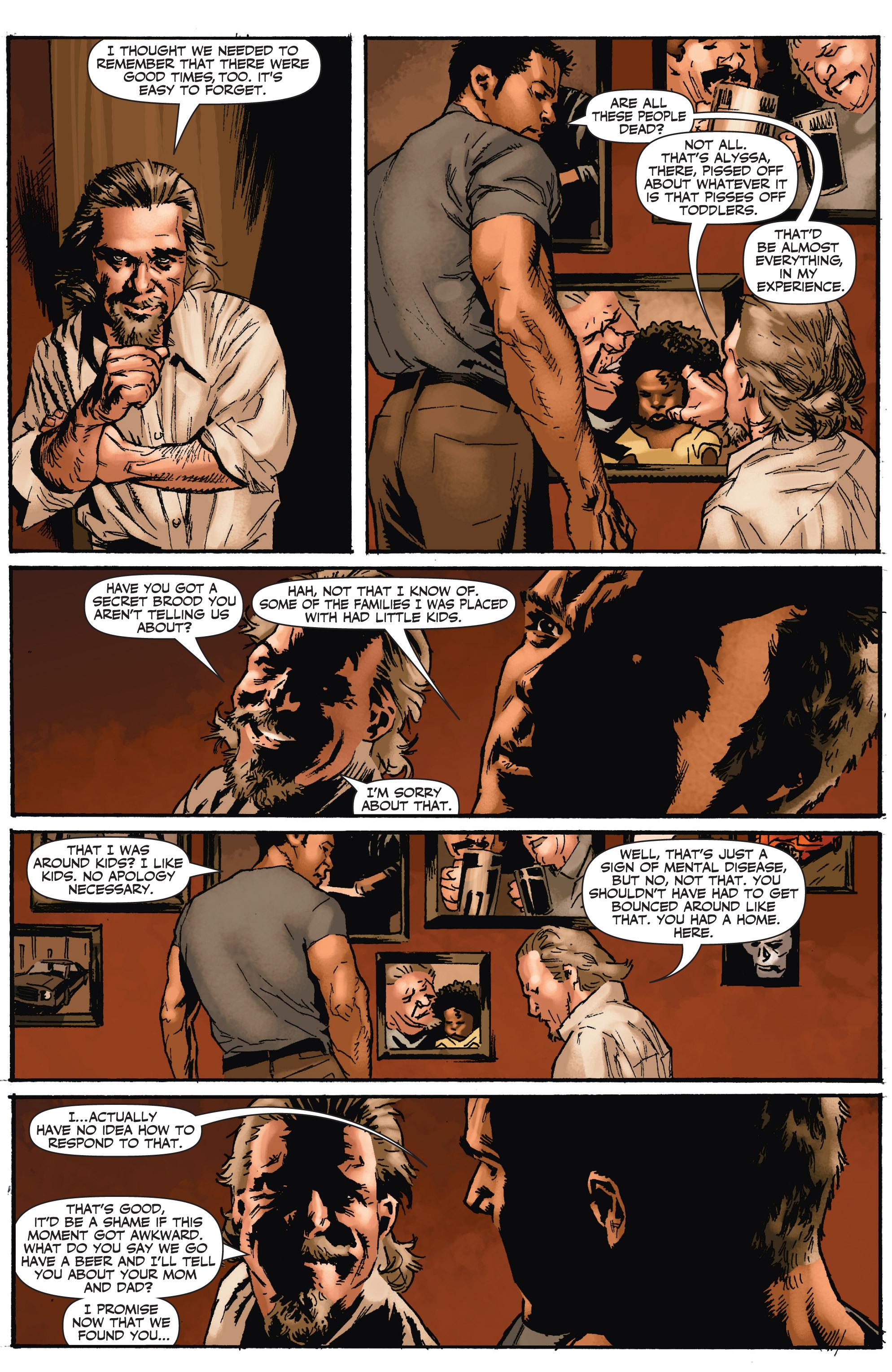 Read online Shadowman (2012) comic -  Issue #8 - 13