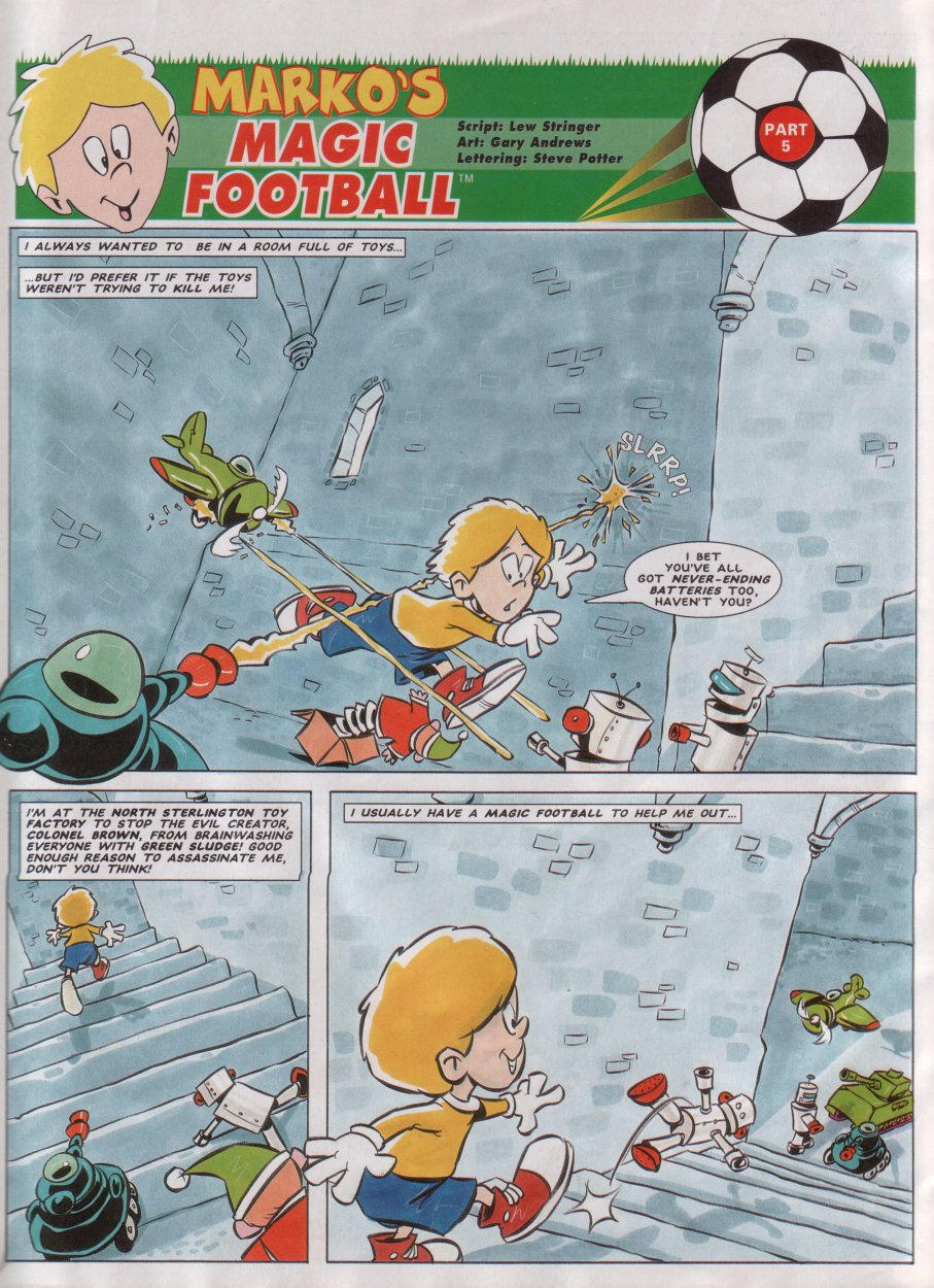 Read online Sonic the Comic comic -  Issue #45 - 27