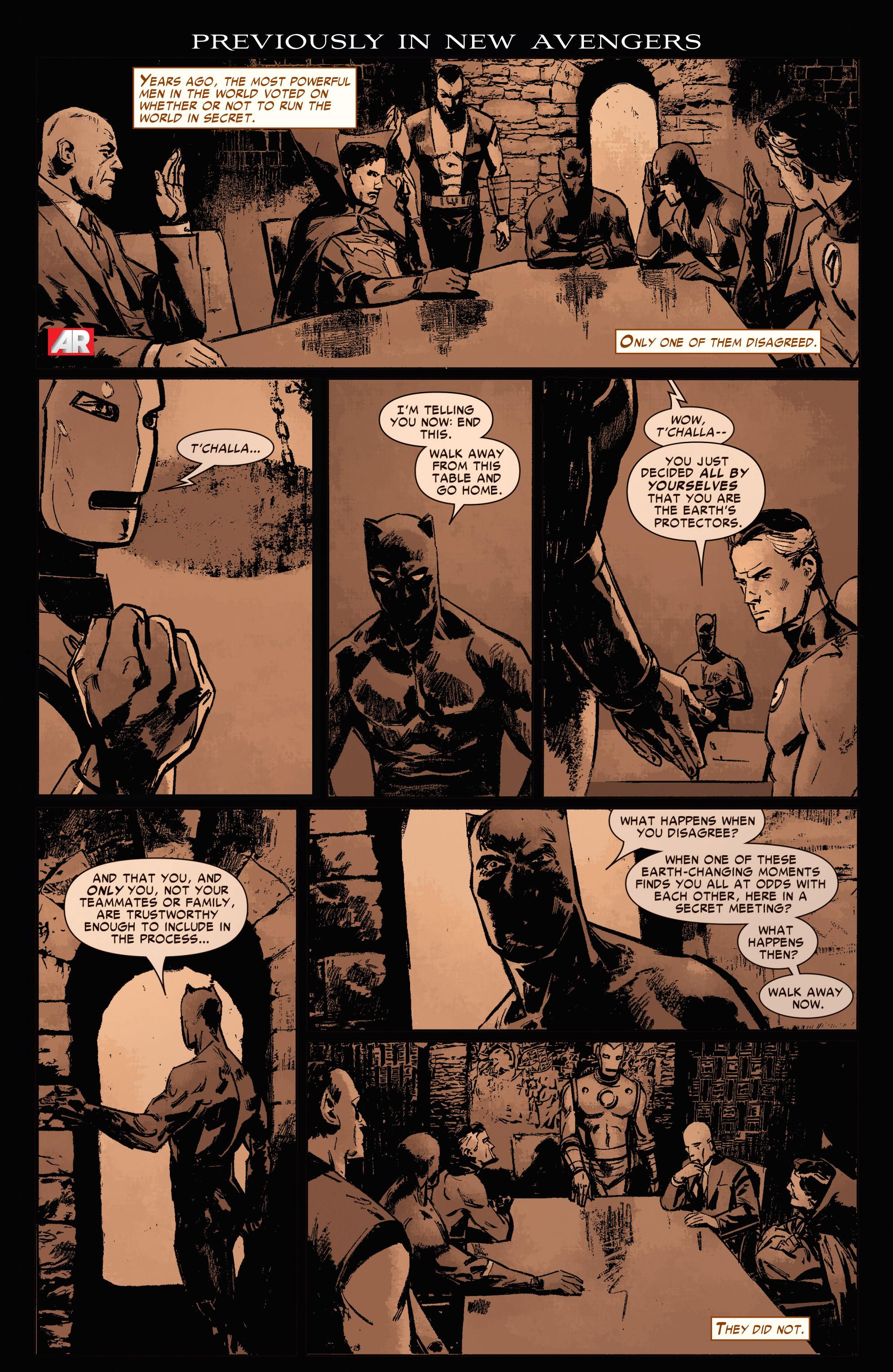 Read online Secret Wars Prelude comic -  Issue # Full - 170