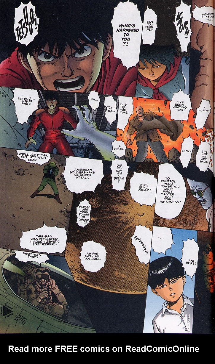 Read online Akira comic -  Issue #36 - 73