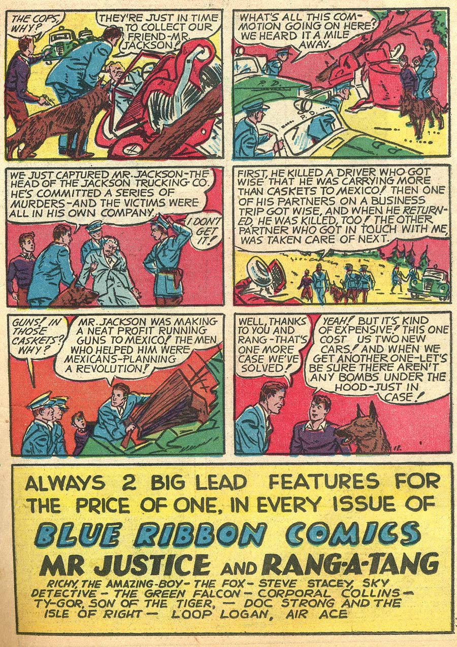 Blue Ribbon Comics (1939) issue 9 - Page 23