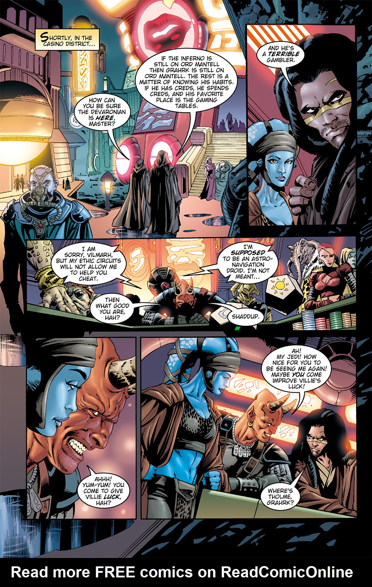Read online Star Wars Omnibus comic -  Issue # Vol. 15.5 - 167