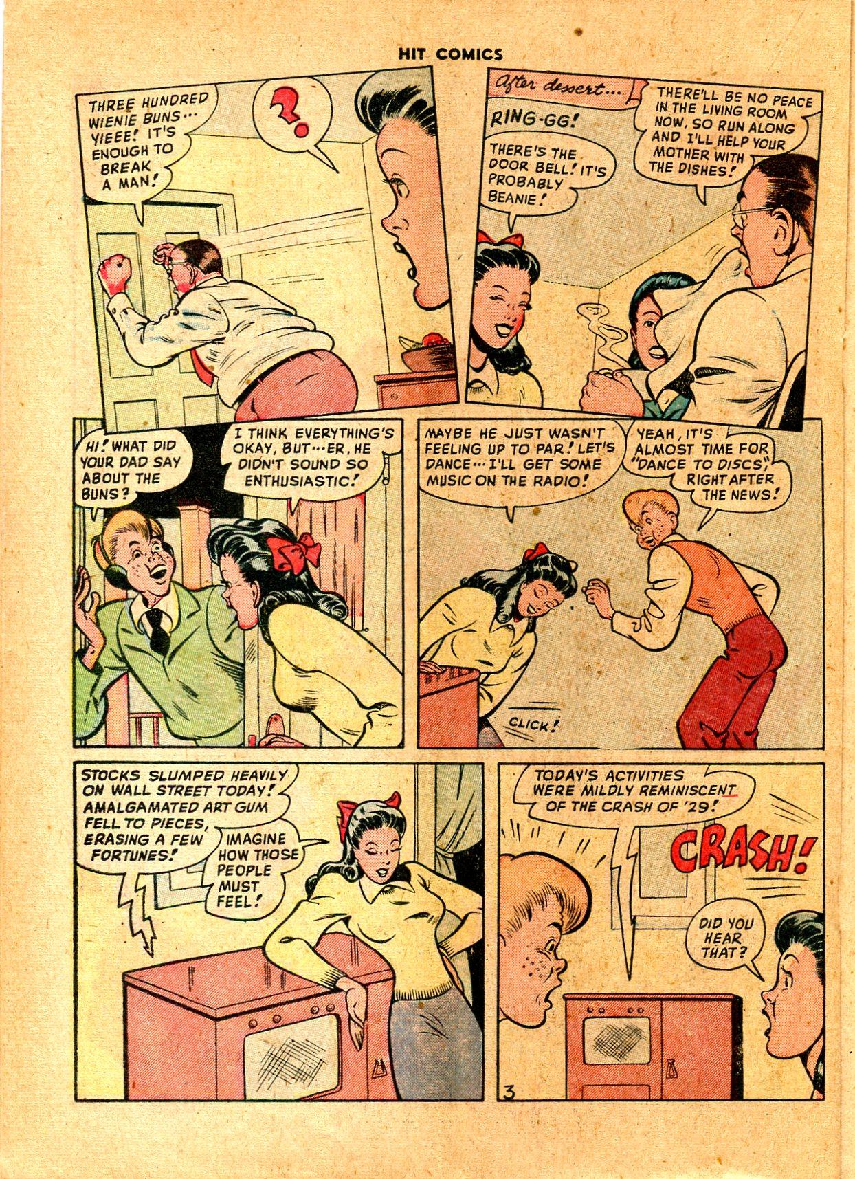 Read online Hit Comics comic -  Issue #57 - 28