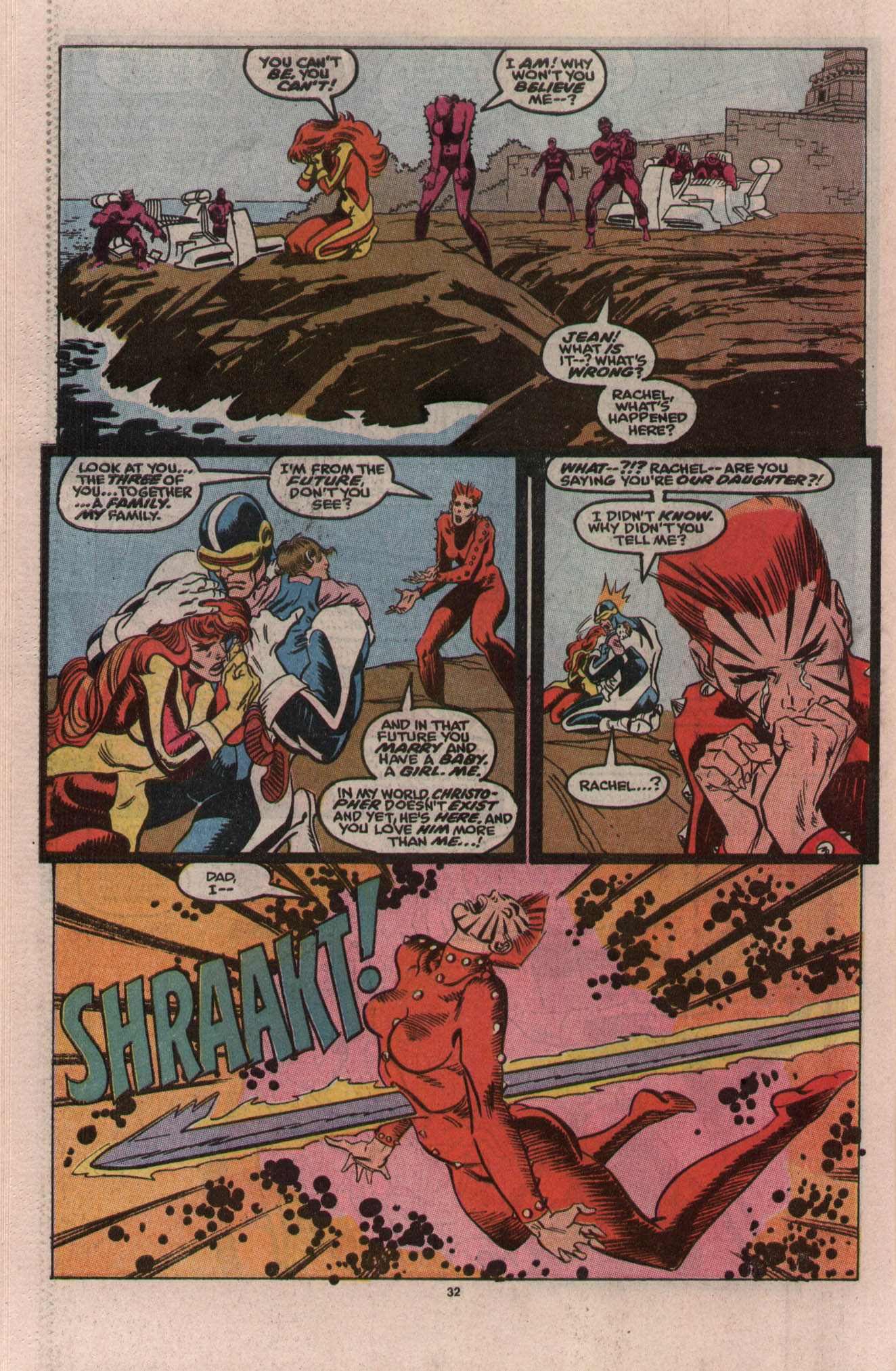 Read online X-Factor (1986) comic -  Issue # _ Annual 5 - 28