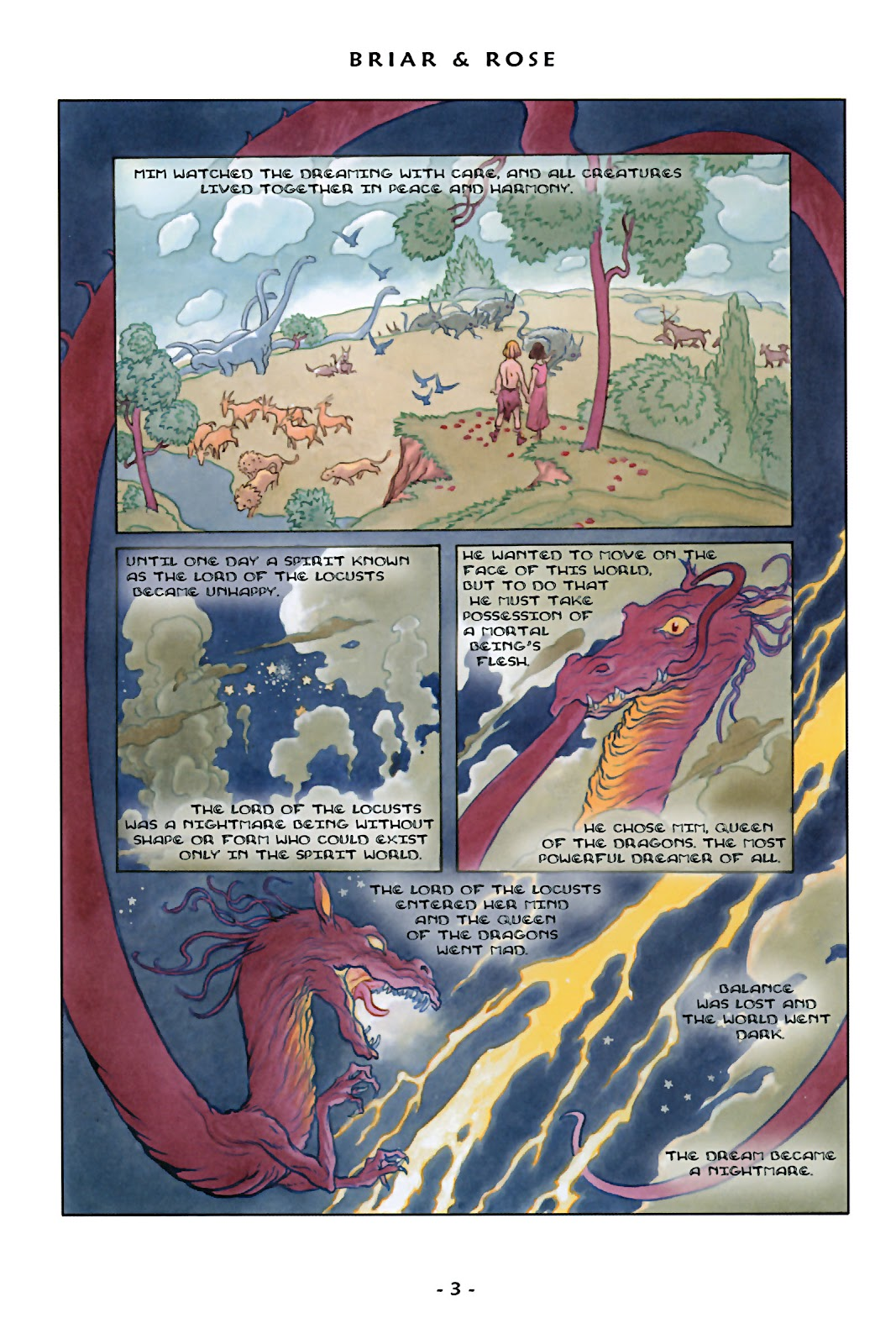Read online Rose (2000) comic -  Issue # TPB - 9