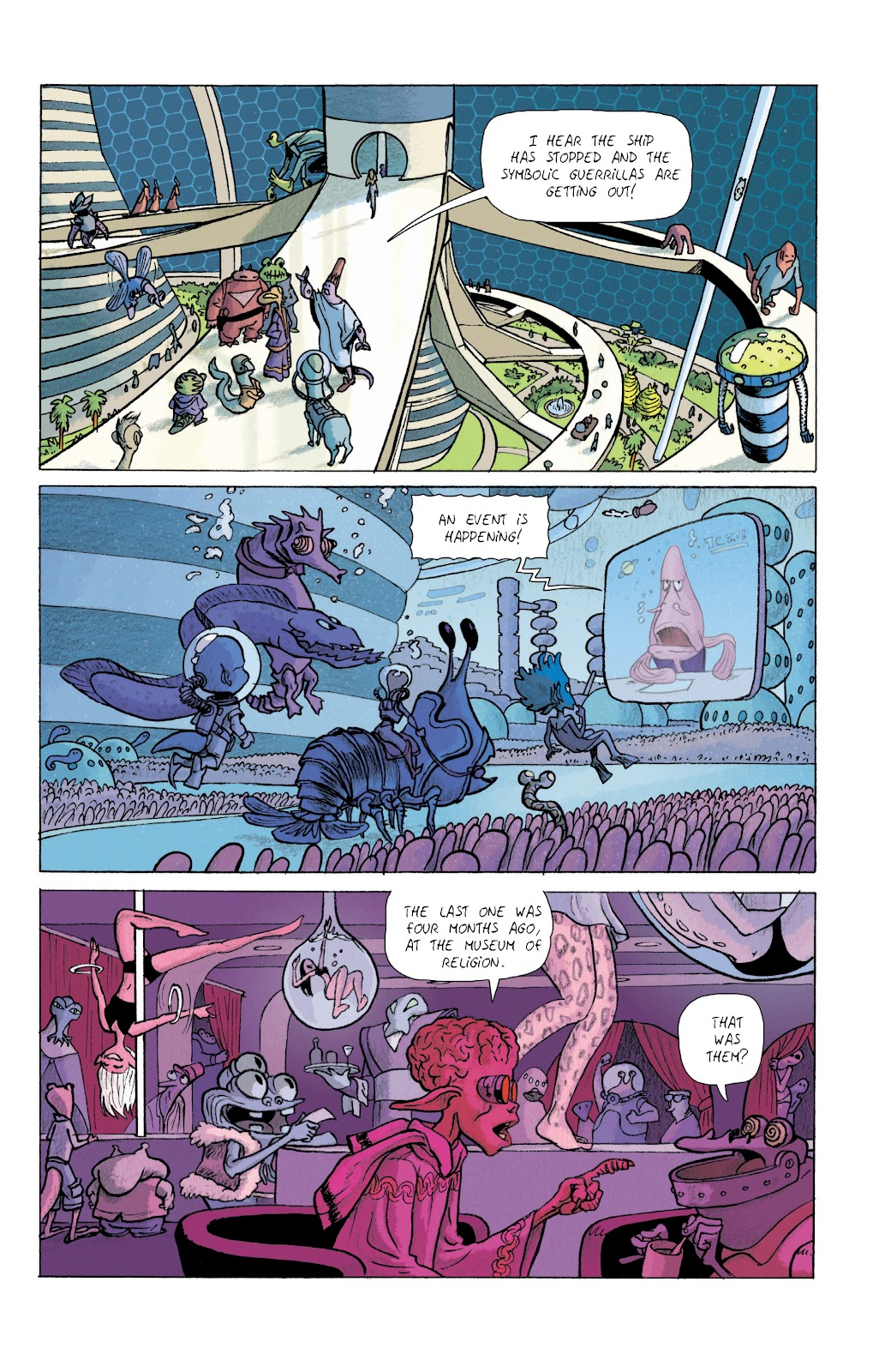 Read online Infinity 8 comic -  Issue #11 - 18