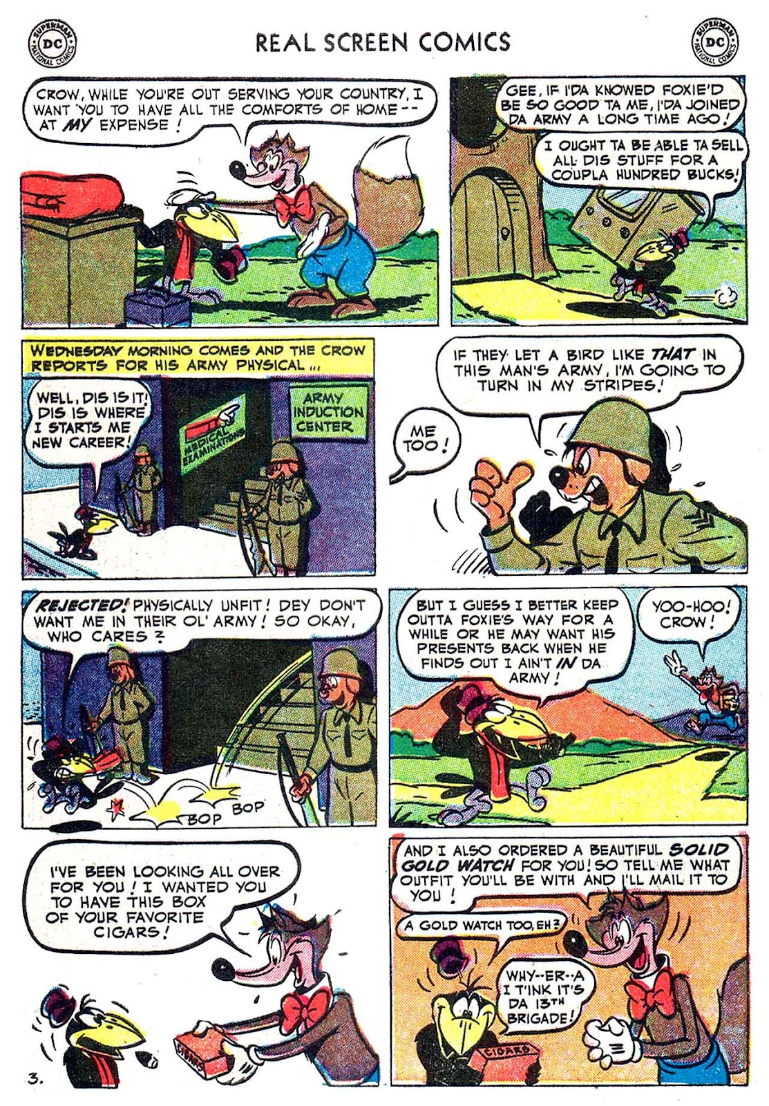 Real Screen Comics issue 49 - Page 37