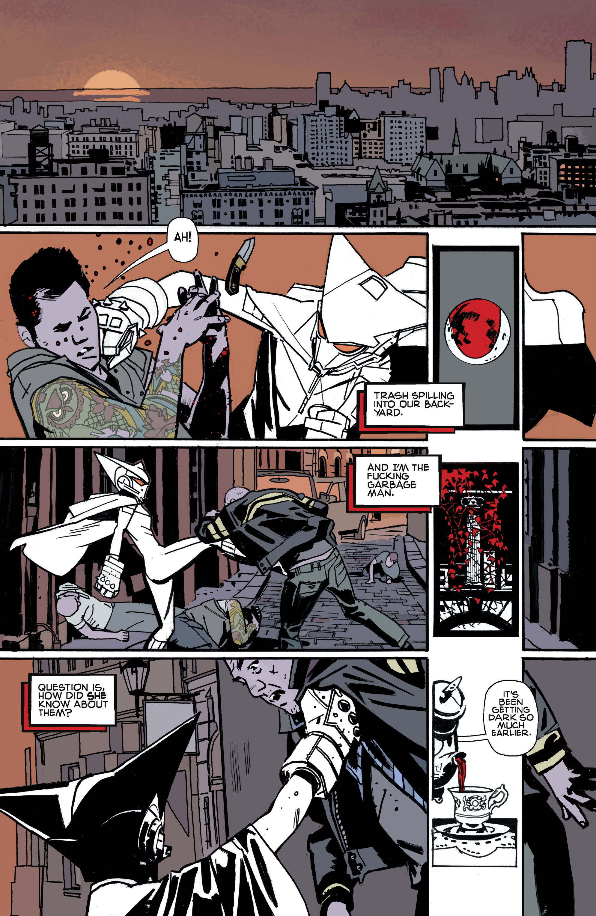 Read online Mother Panic comic -  Issue #7 - 7