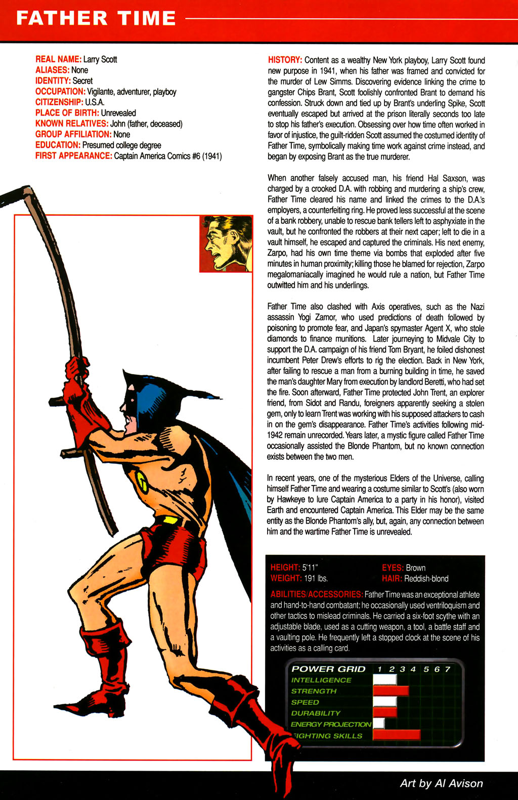Read online All-New Official Handbook of the Marvel Universe A to Z comic -  Issue #4 - 28