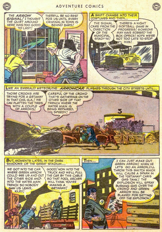 Read online Adventure Comics (1938) comic -  Issue #161 - 44